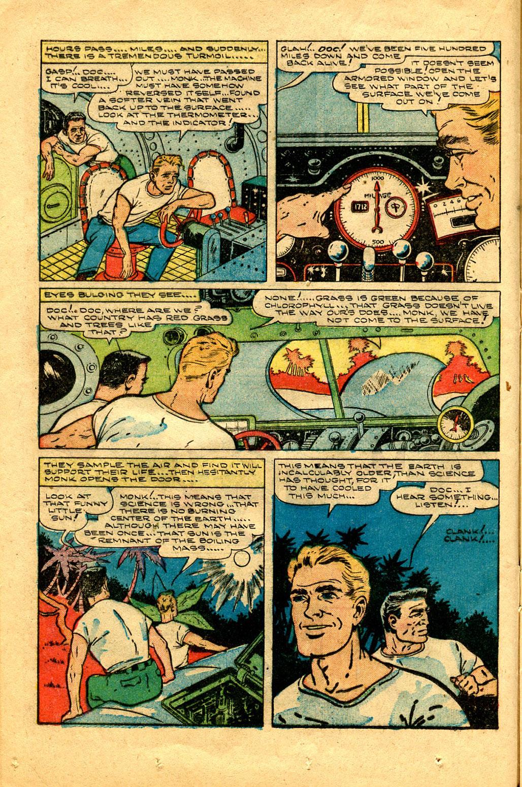 Read online Shadow Comics comic -  Issue #100 - 20