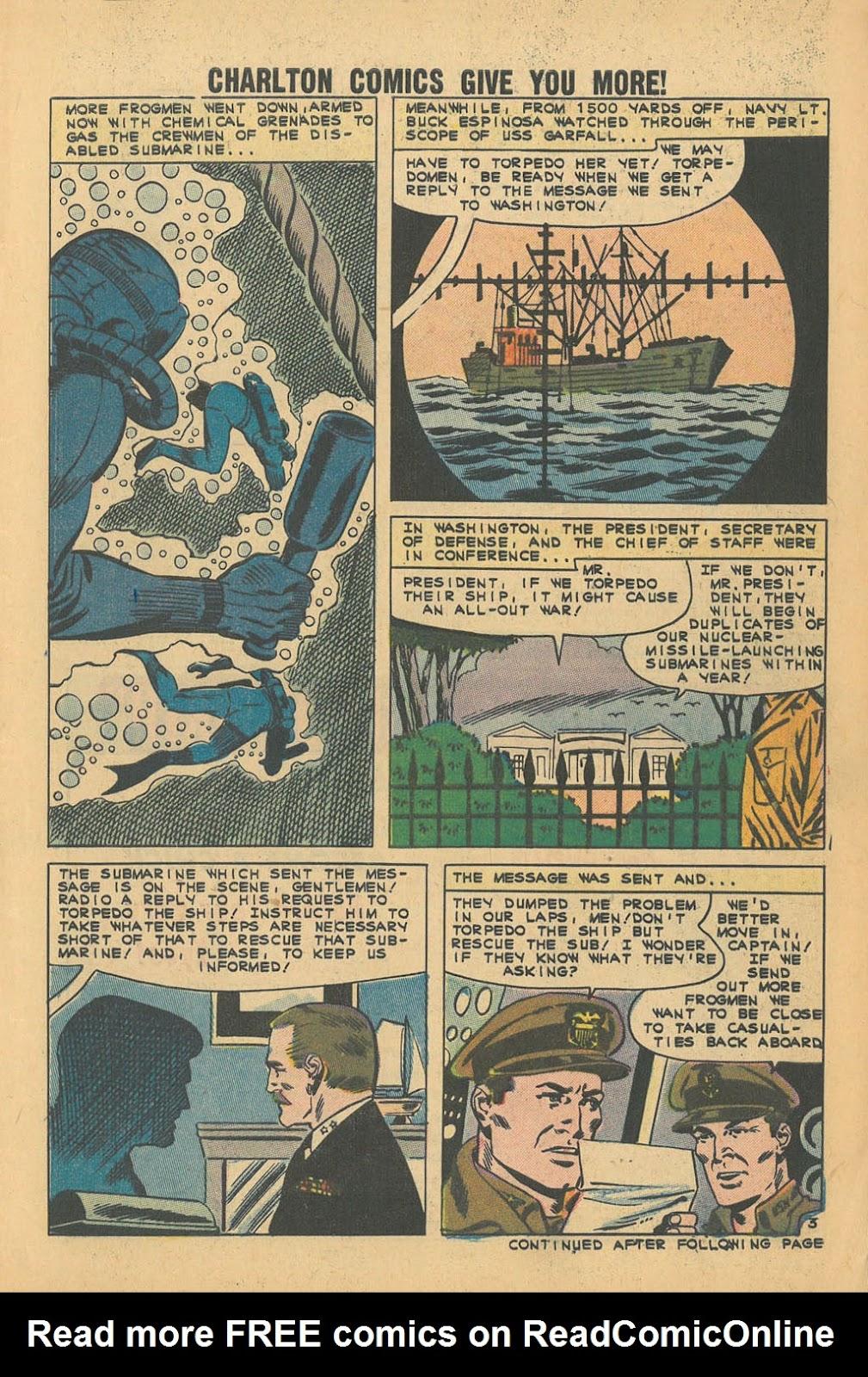 Read online Fightin' Navy comic -  Issue #100 - 5