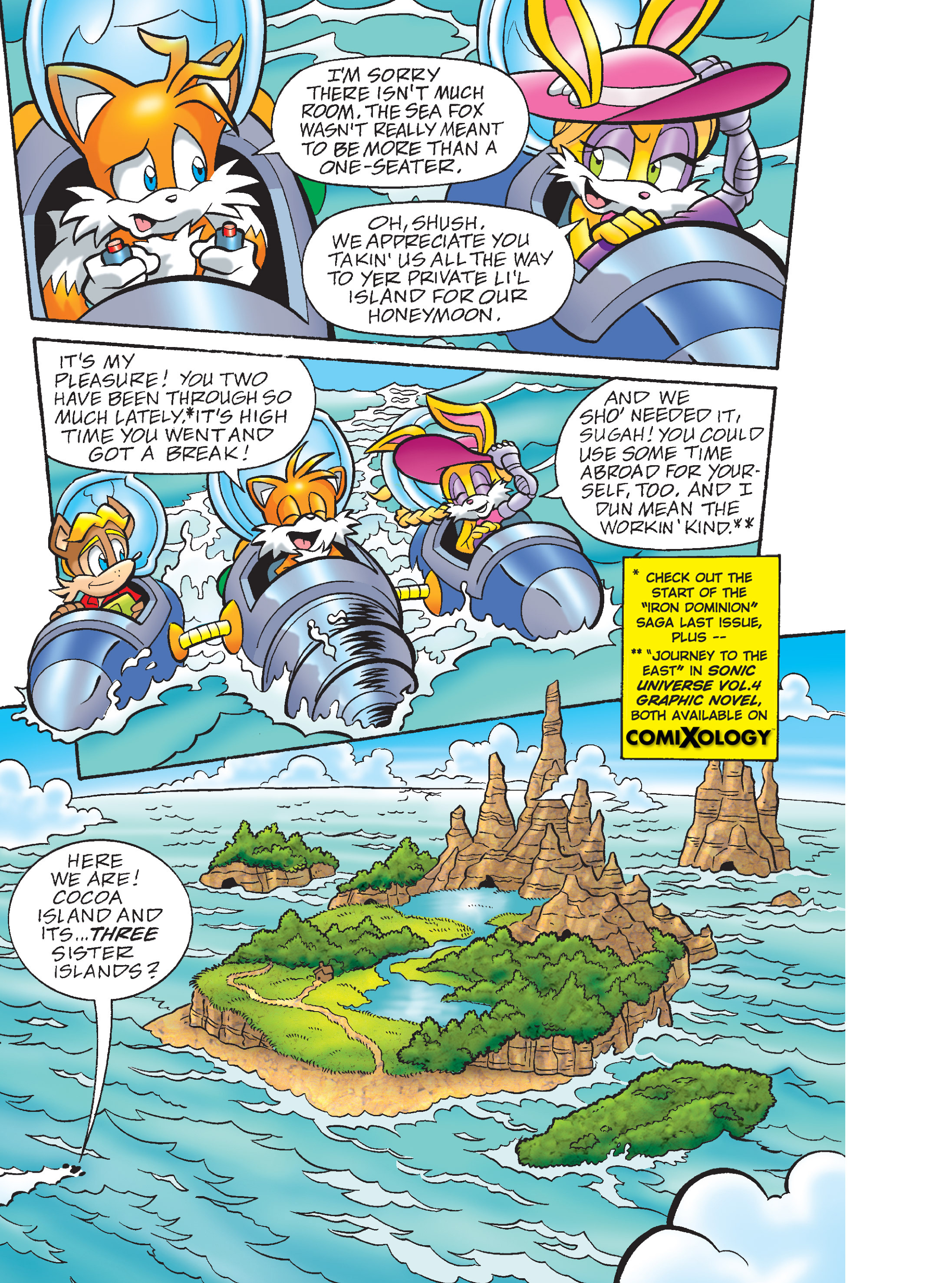 Read online Sonic Super Digest comic -  Issue #8 - 31