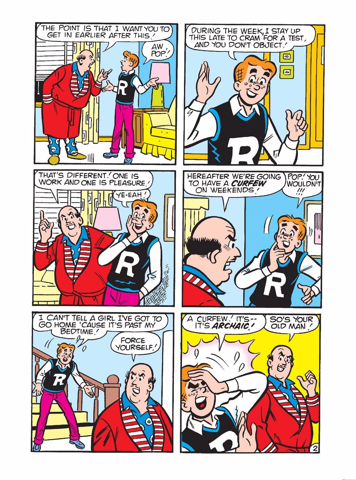 Read online Archie 1000 Page Comics Bonanza comic -  Issue #3 (Part 1) - 111