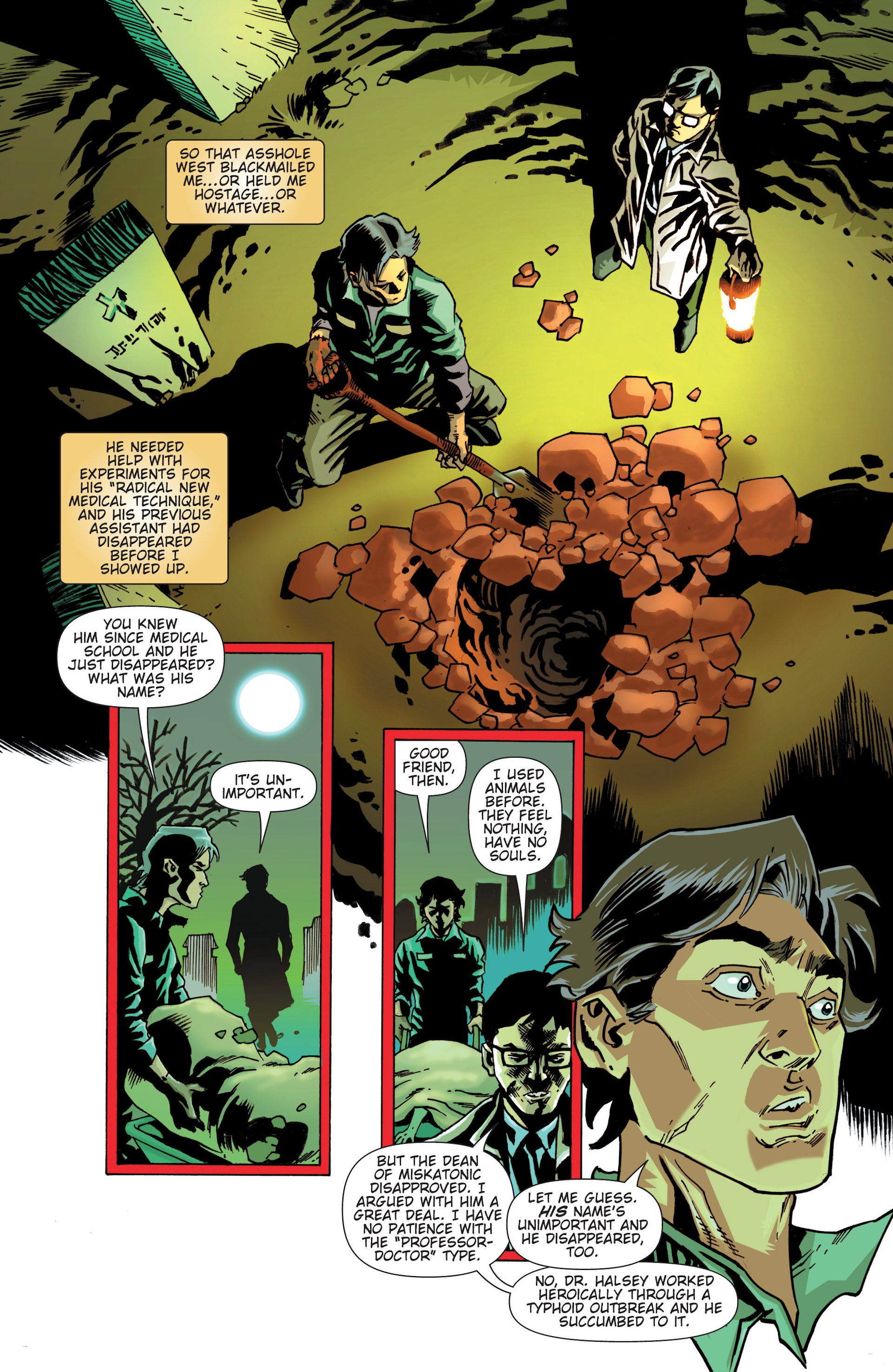 Read online Army of Darkness/Reanimator comic -  Issue #Army of Darkness/Reanimator Full - 10