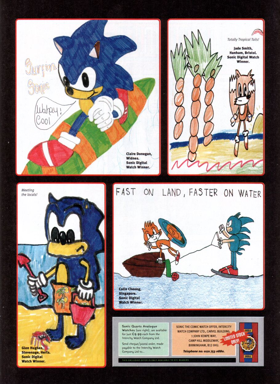Read online Sonic the Comic comic -  Issue #164 - 11