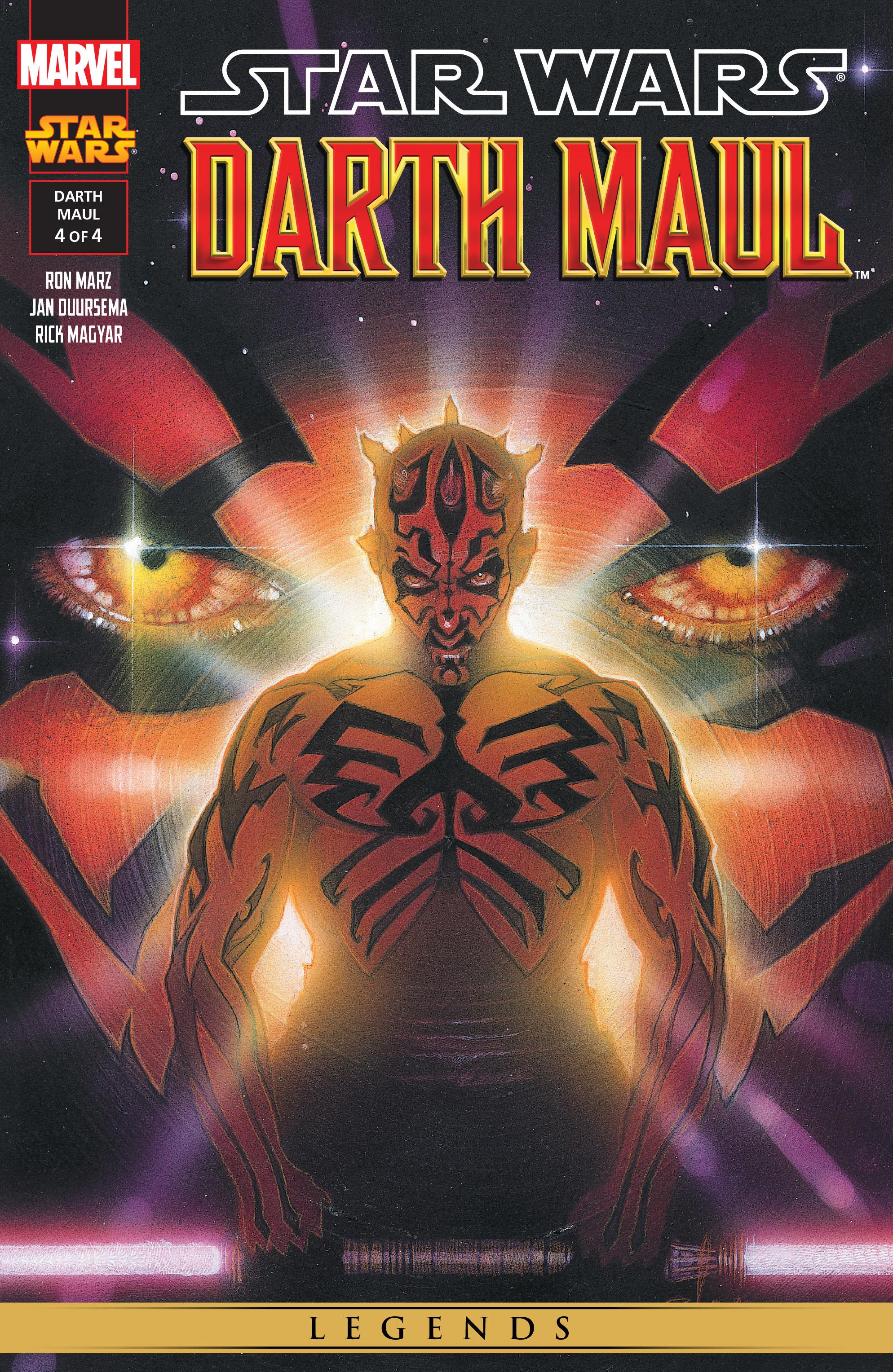 Star Wars: Darth Maul (2000) 4 Page 1