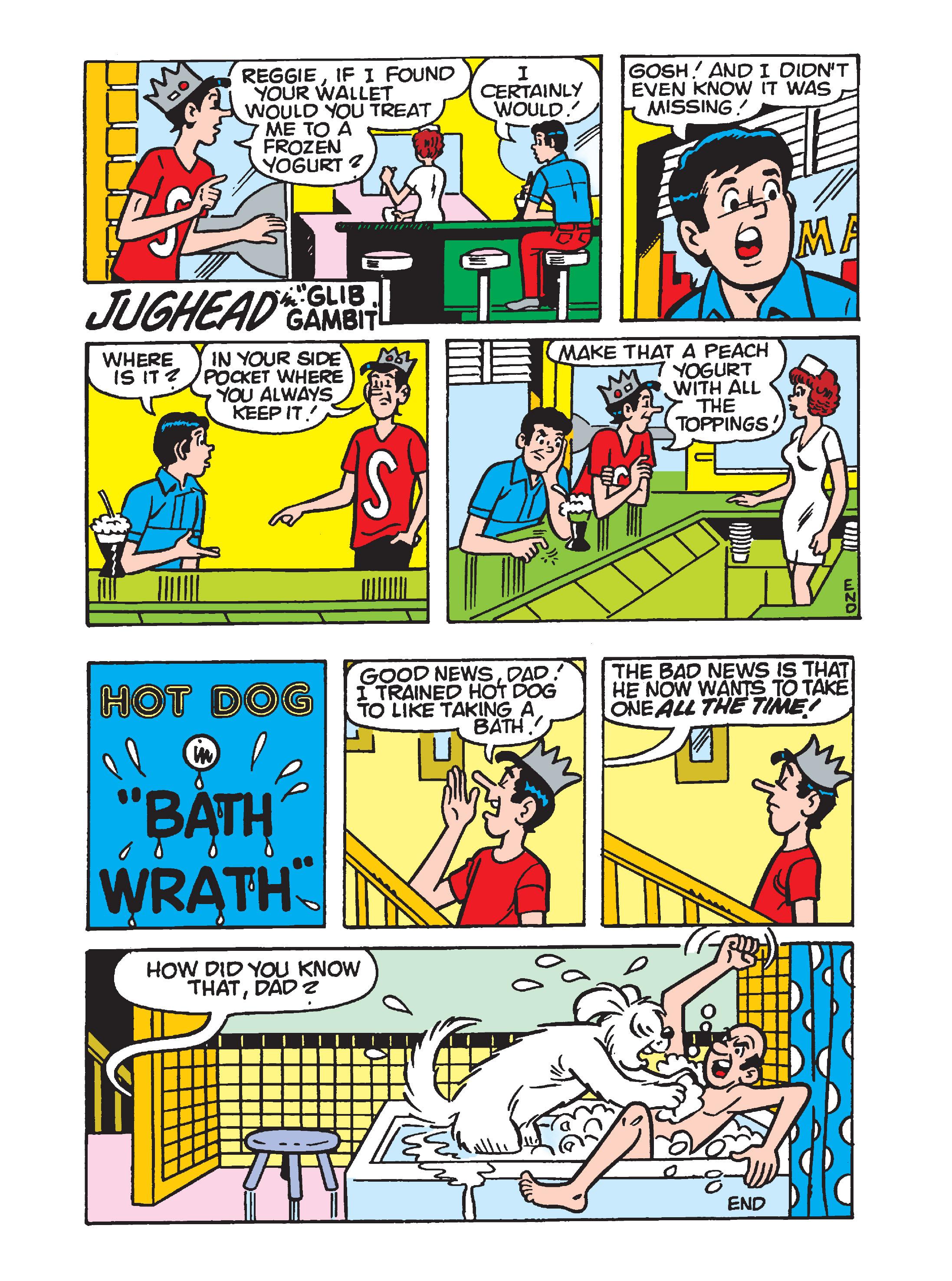 Read online Archie 1000 Page Comics Bonanza comic -  Issue #2 (Part 1) - 65