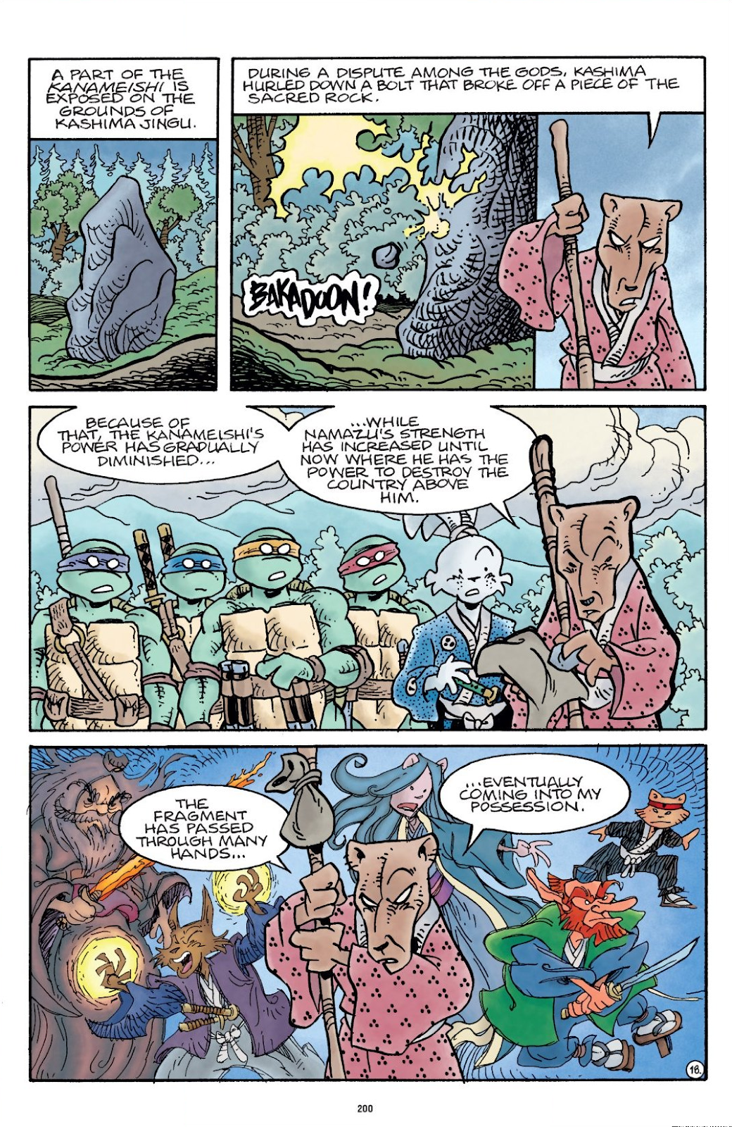 Read online Teenage Mutant Ninja Turtles: The IDW Collection comic -  Issue # TPB 9 (Part 2) - 99