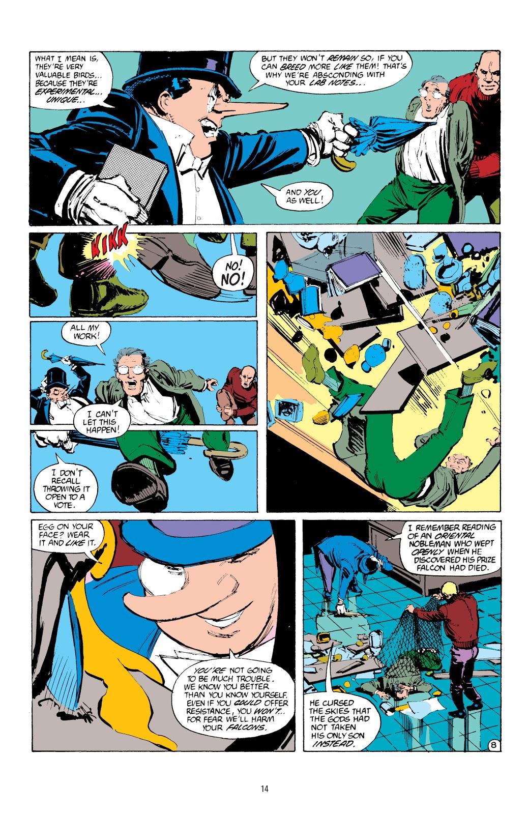 Read online Detective Comics (1937) comic -  Issue # _TPB Batman - The Dark Knight Detective 1 (Part 1) - 14