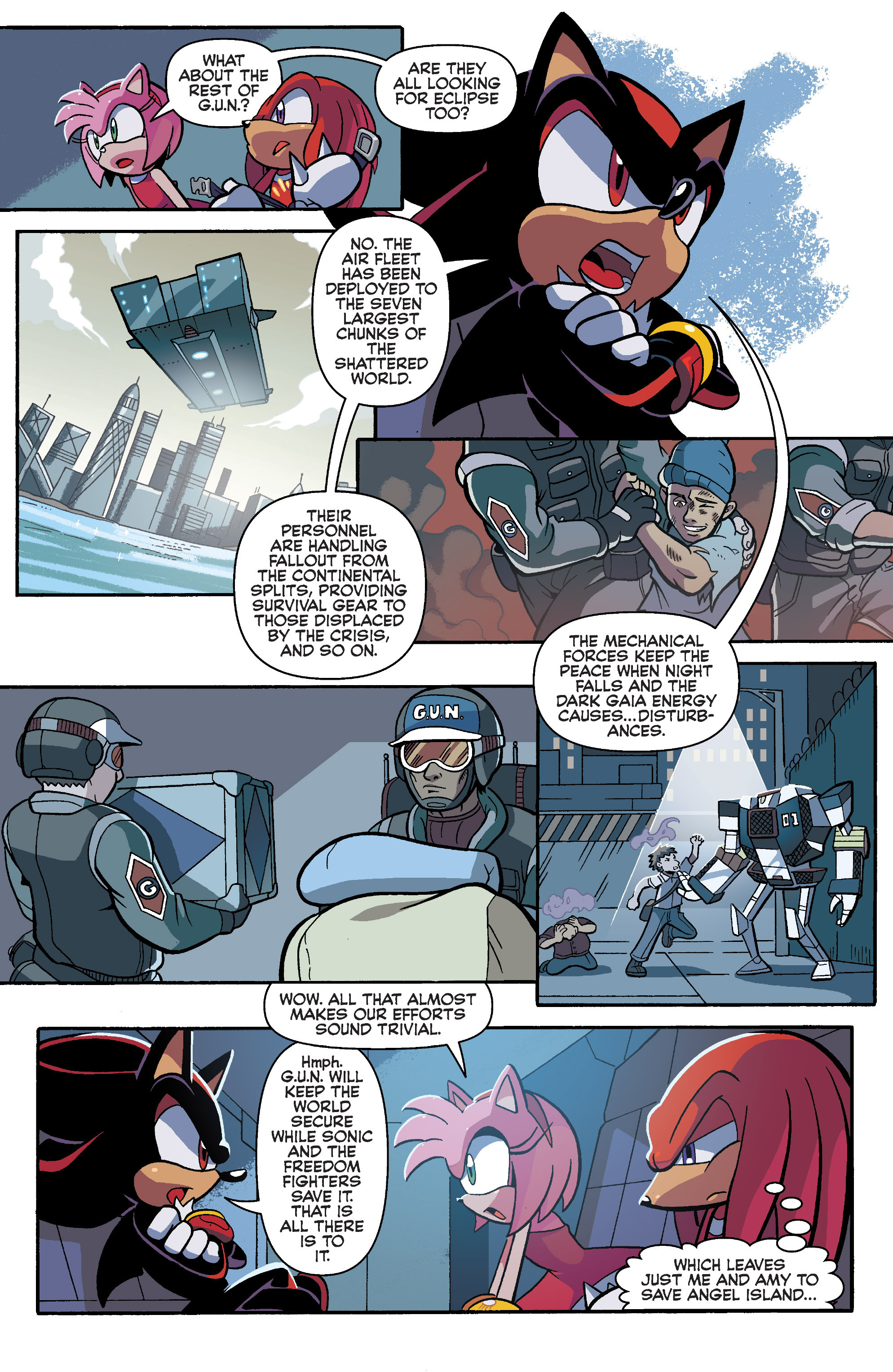 Read online Sonic Universe comic -  Issue #87 - 14