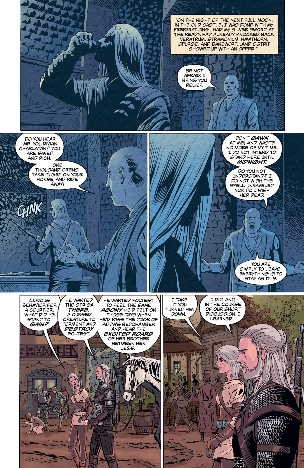 Read online The Witcher Omnibus comic -  Issue # TPB (Part 4) - 32