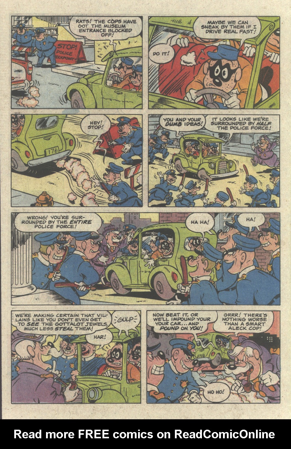 Read online Uncle Scrooge (1953) comic -  Issue #233 - 16