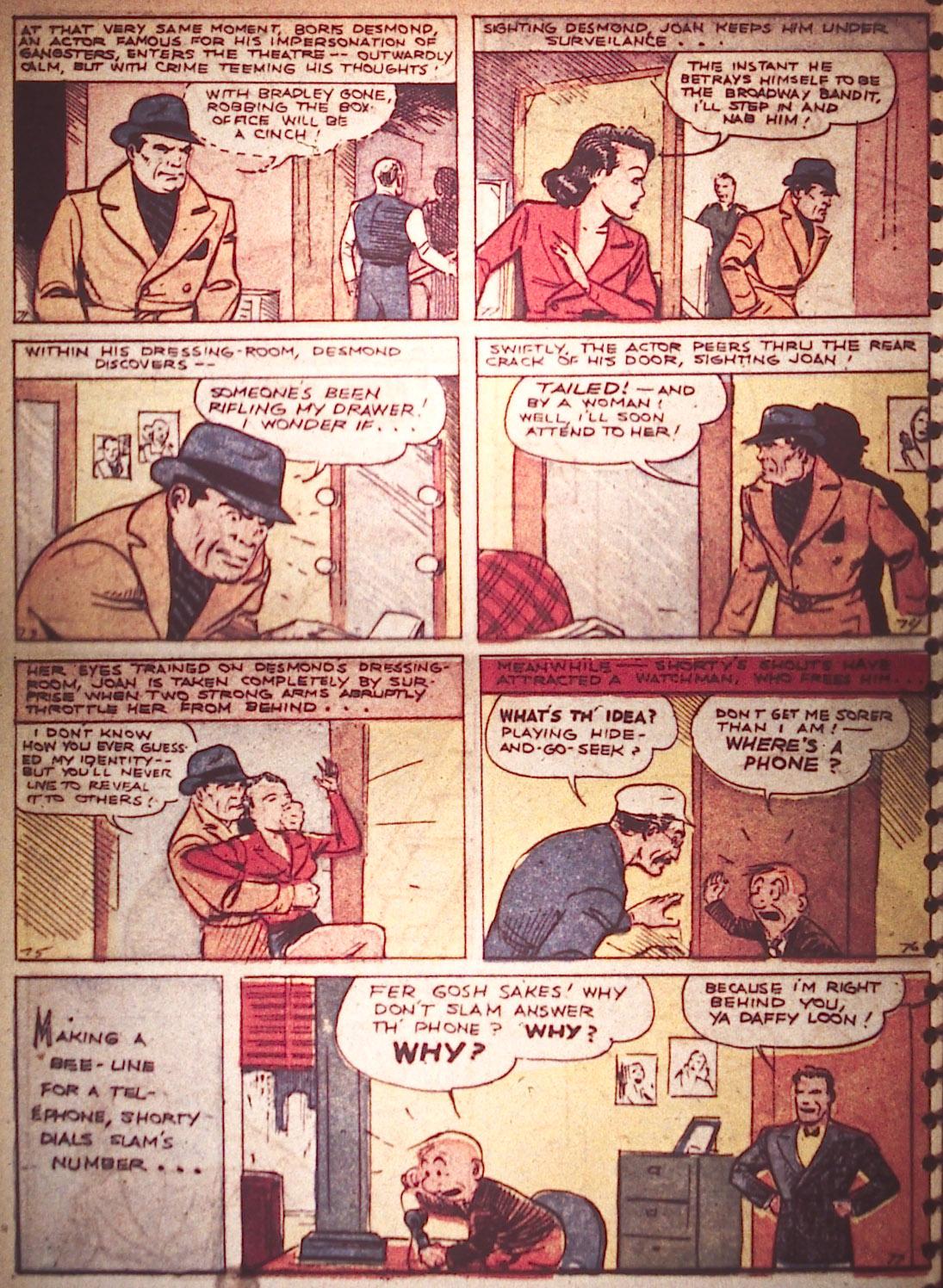 Read online Detective Comics (1937) comic -  Issue #16 - 64