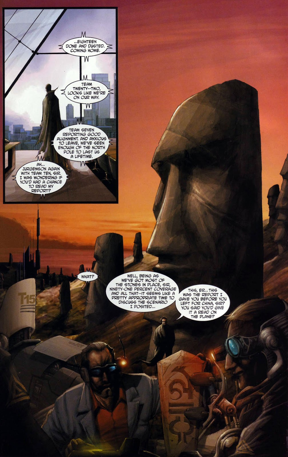 7 Brothers issue 3 - Page 14
