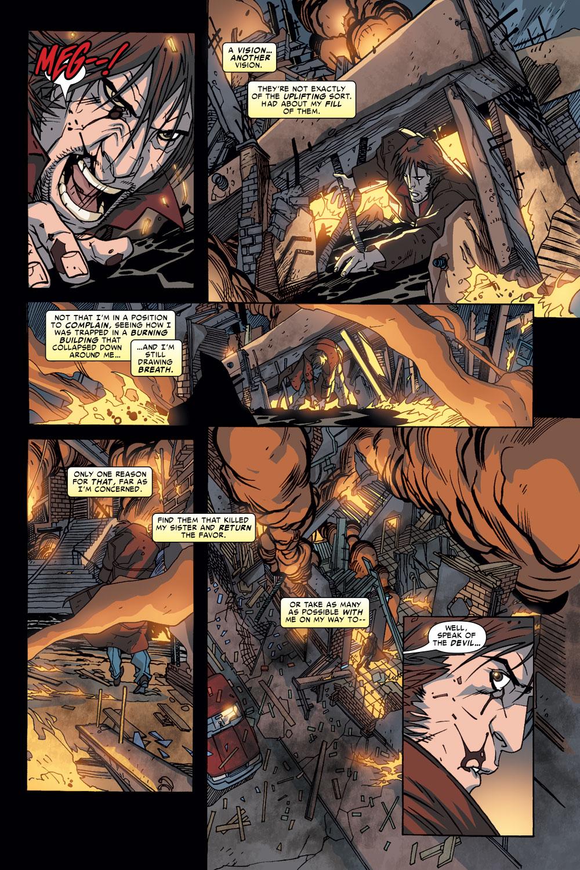 Read online Amazing Fantasy (2004) comic -  Issue #14 - 3