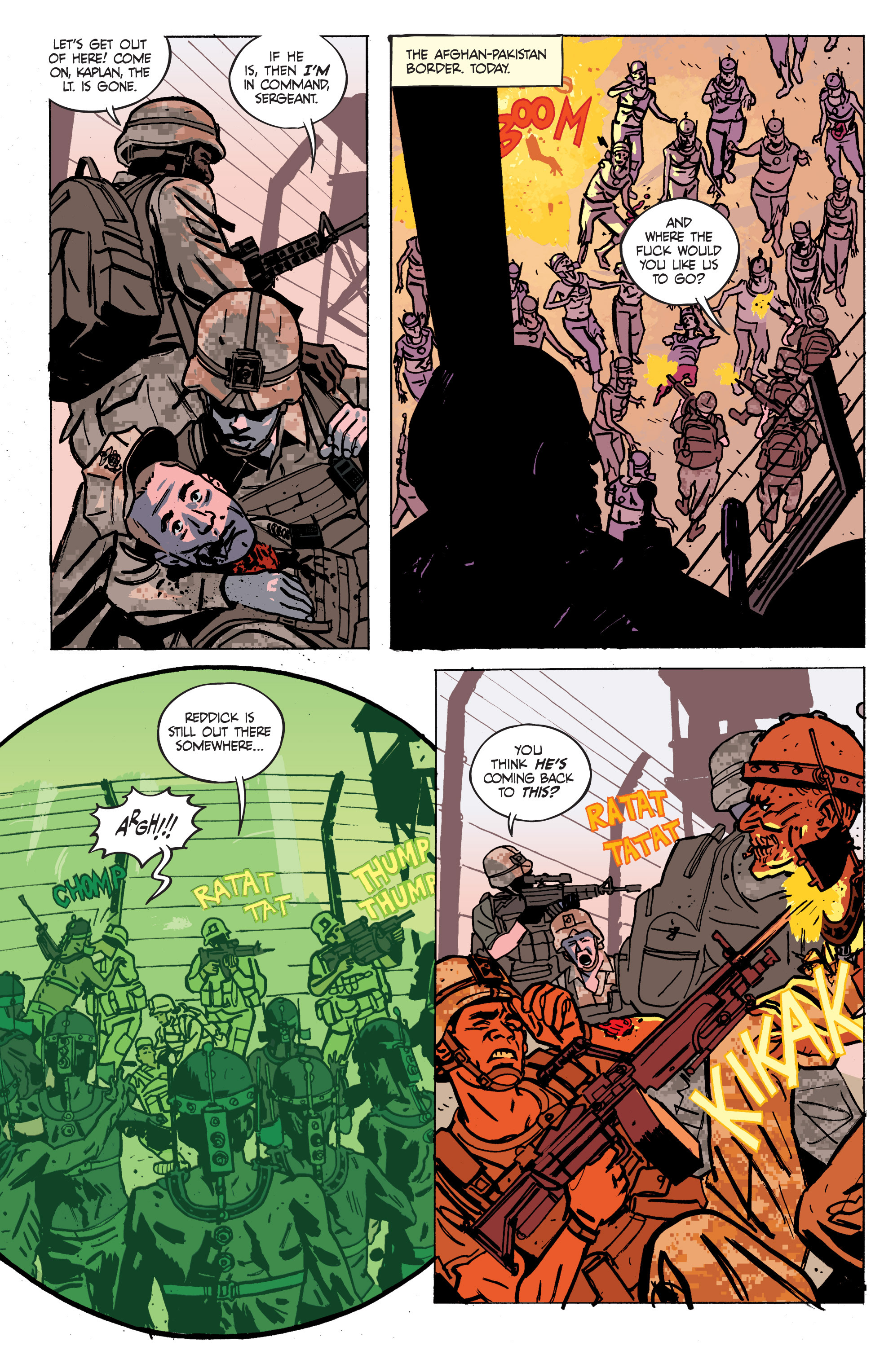 Read online Graveyard of Empires comic -  Issue # TPB - 94