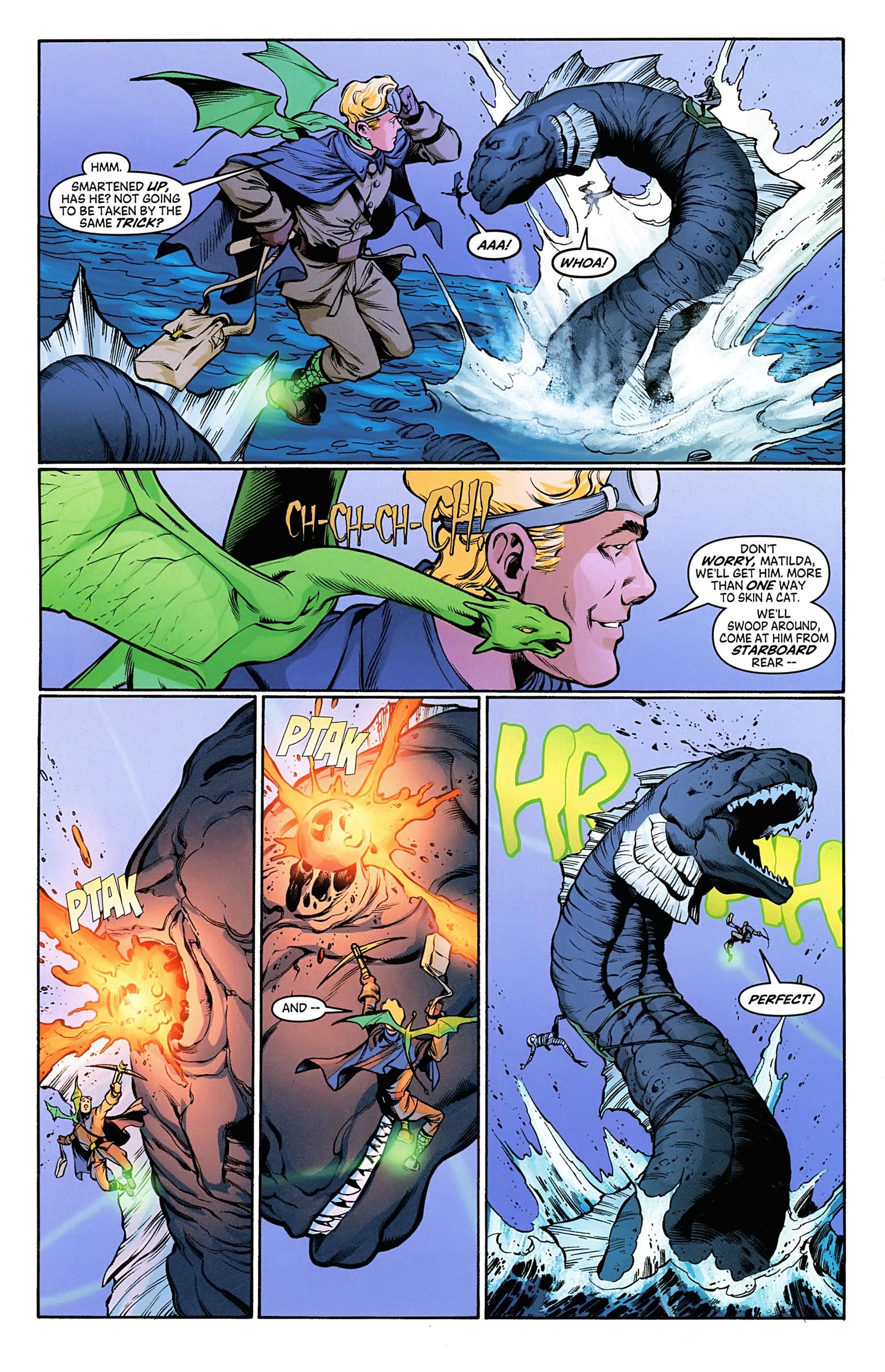 Read online Arrowsmith comic -  Issue #3 - 12