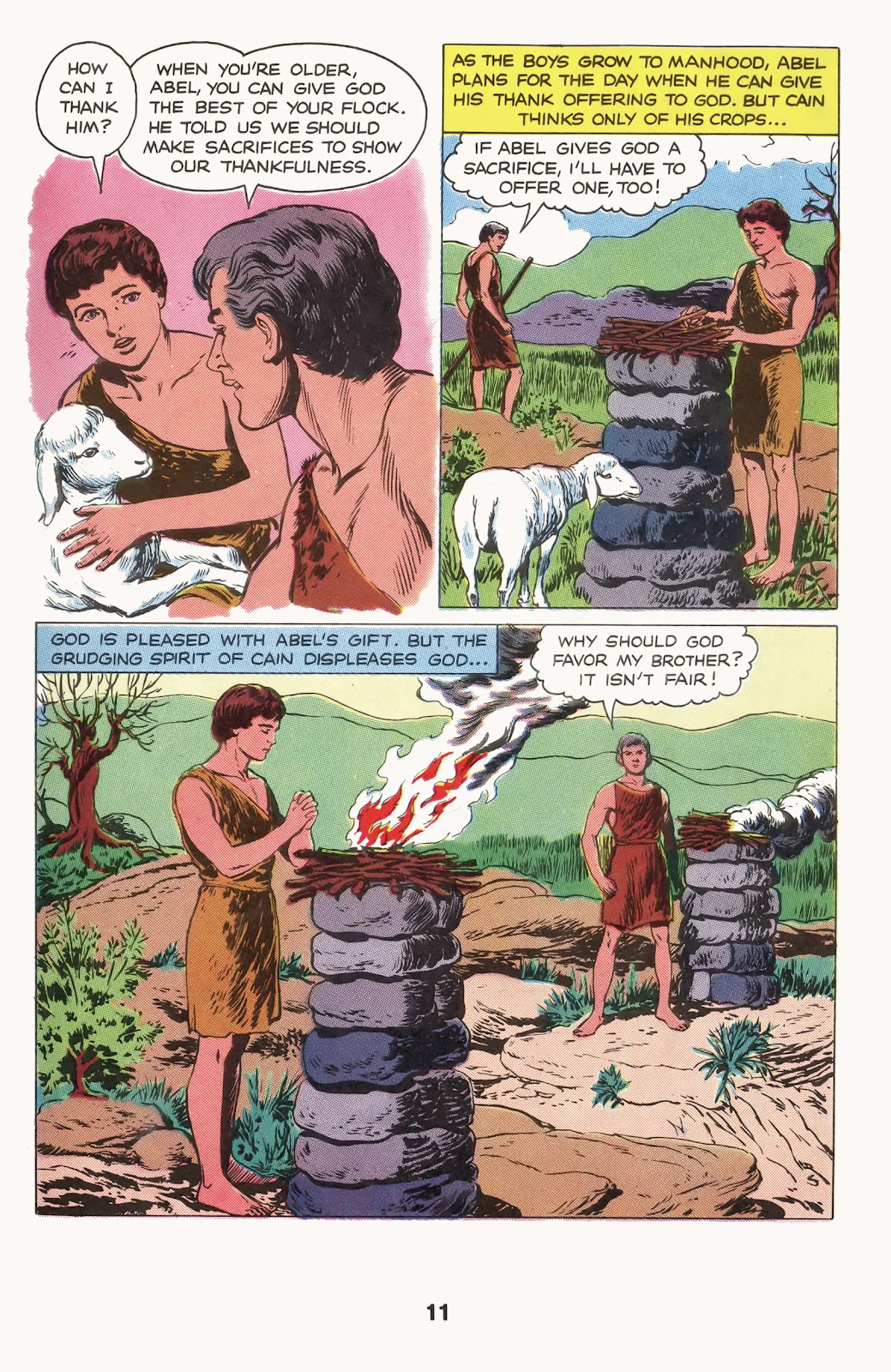 The Picture Bible issue TPB (Part 1) - Page 13