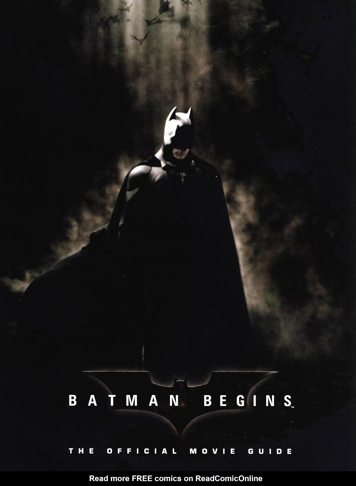 Read online Batman Begins: The Official Movie Guide comic -  Issue # TPB (Part 1) - 1
