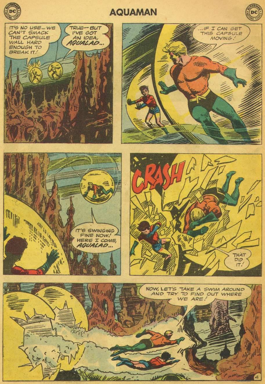 Aquaman (1962) Issue #5 #5 - English 6