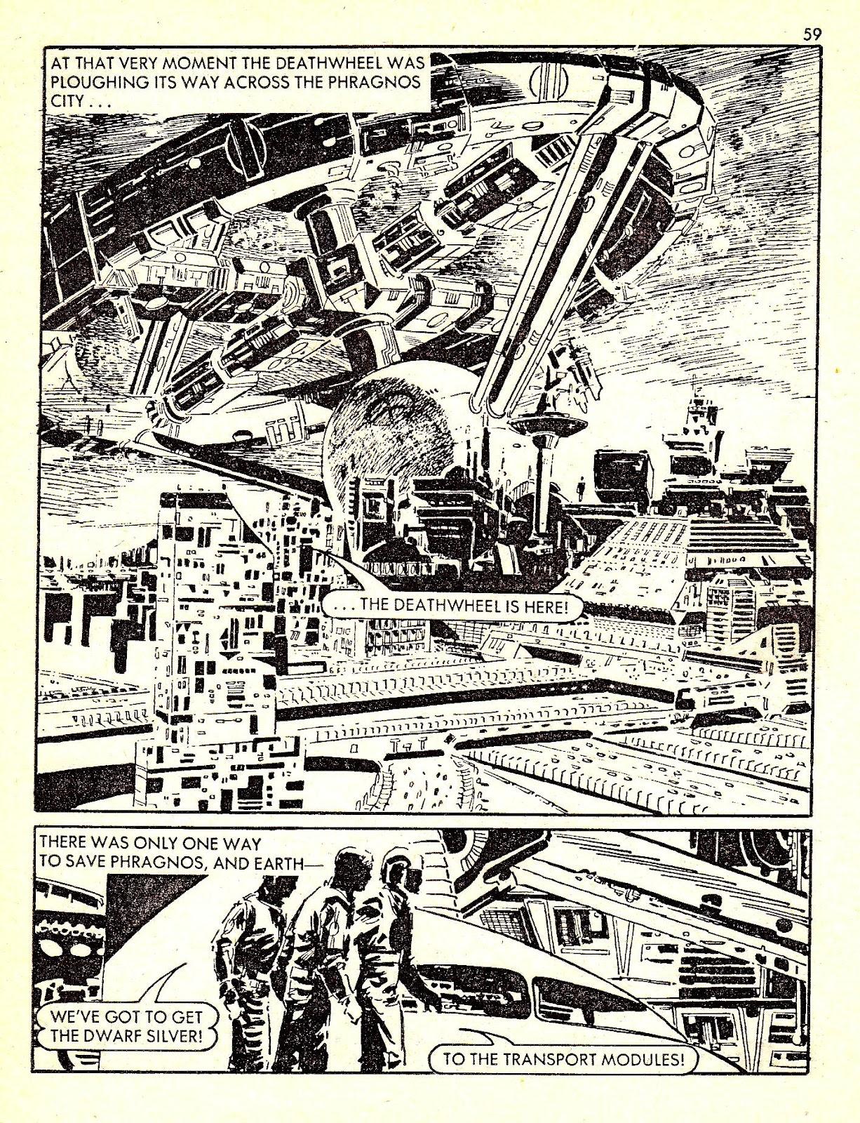 Starblazer issue 140 - Page 59