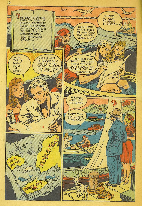 Read online Super-Magician Comics comic -  Issue #19 - 10