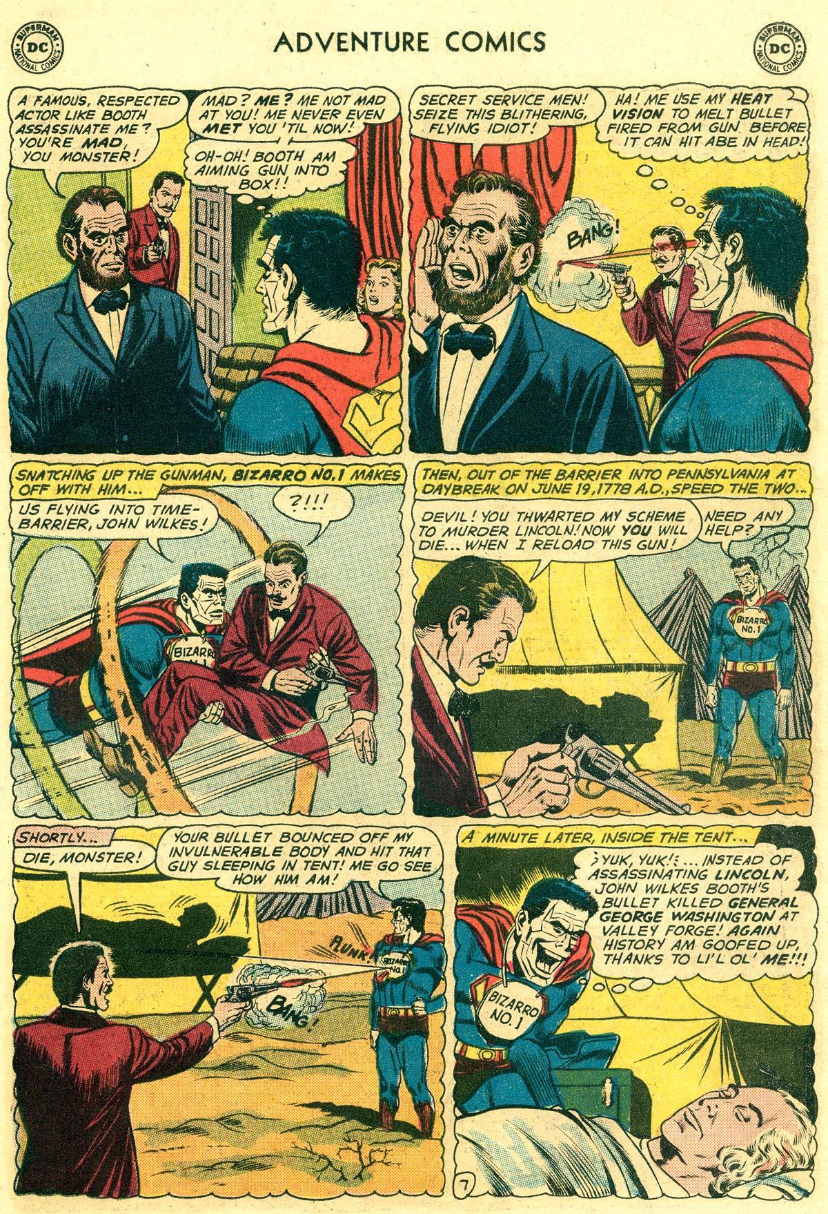 Read online Adventure Comics (1938) comic -  Issue #297 - 27
