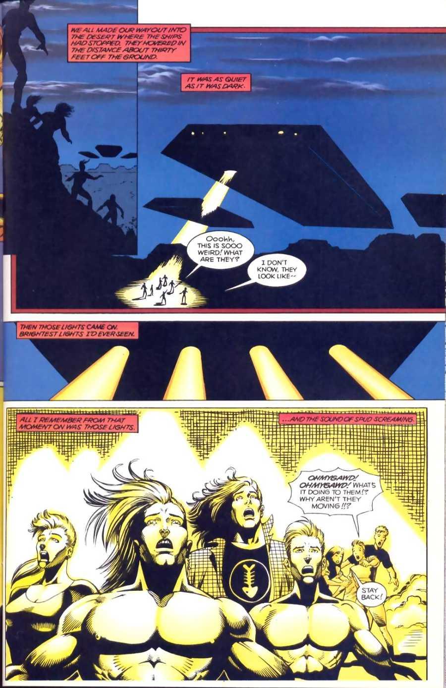 Read online Ultraverse Premiere comic -  Issue #1 - 11