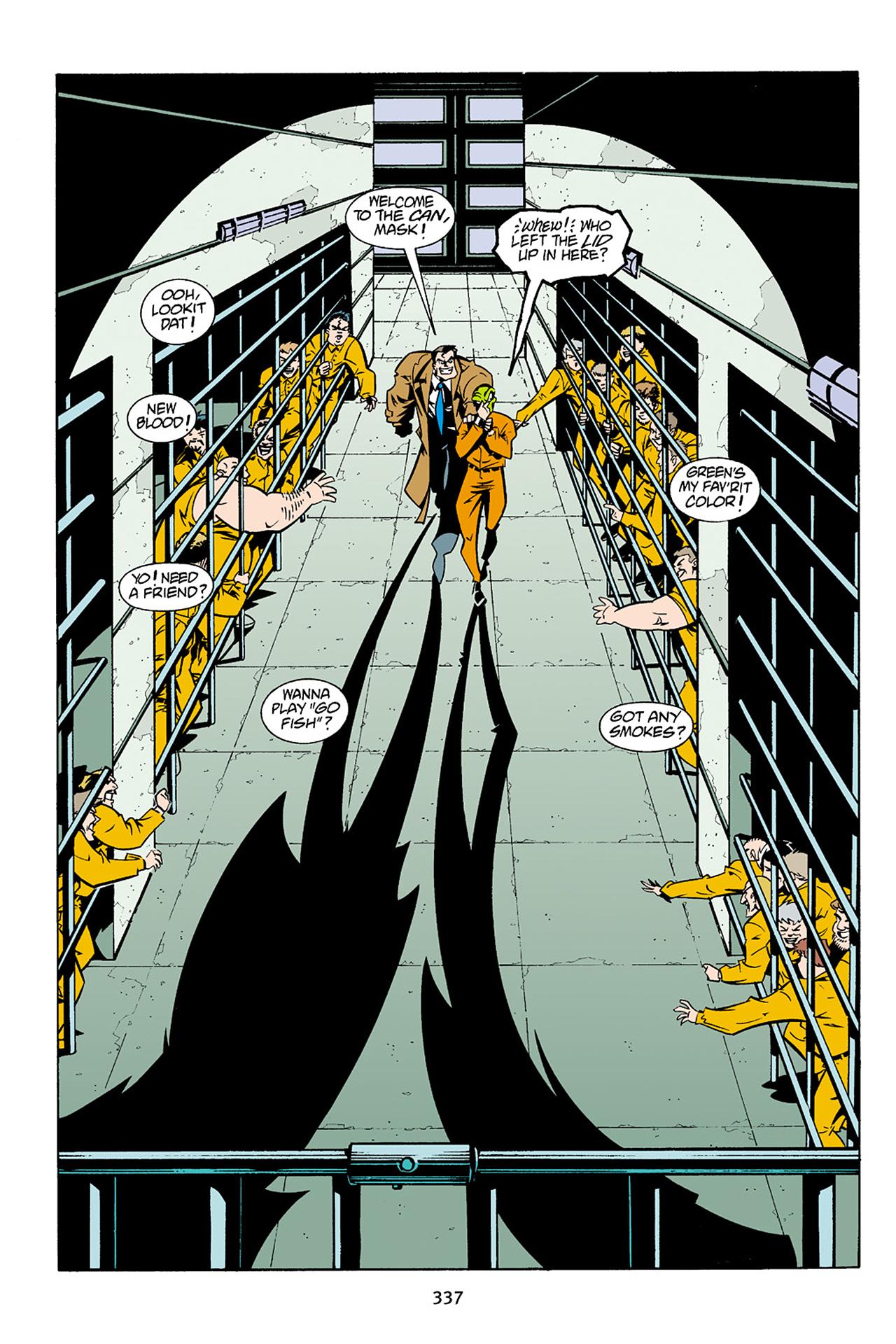 Read online Adventures Of The Mask Omnibus comic -  Issue #Adventures Of The Mask Omnibus Full - 336