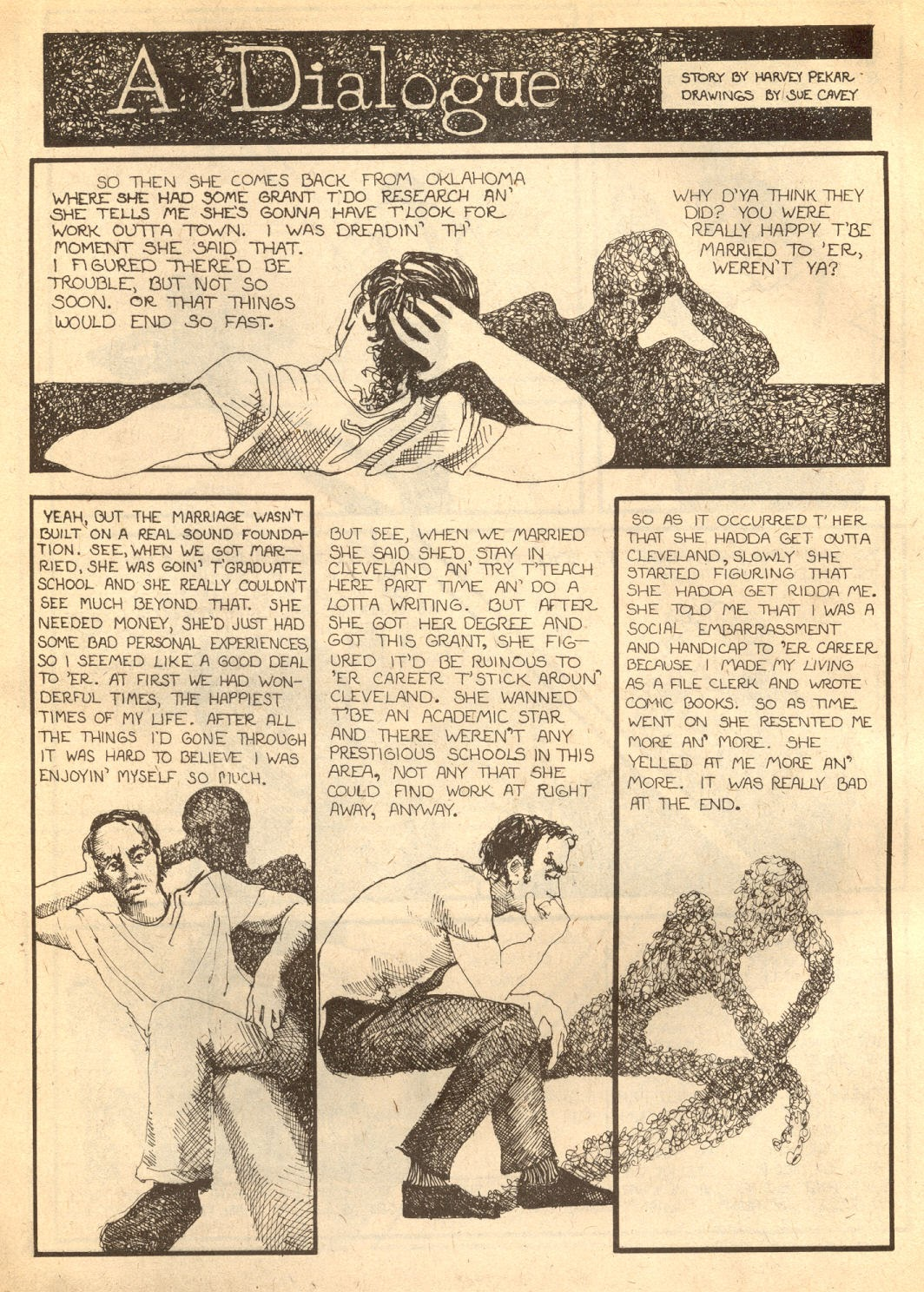American Splendor (1976) issue 7 - Page 22
