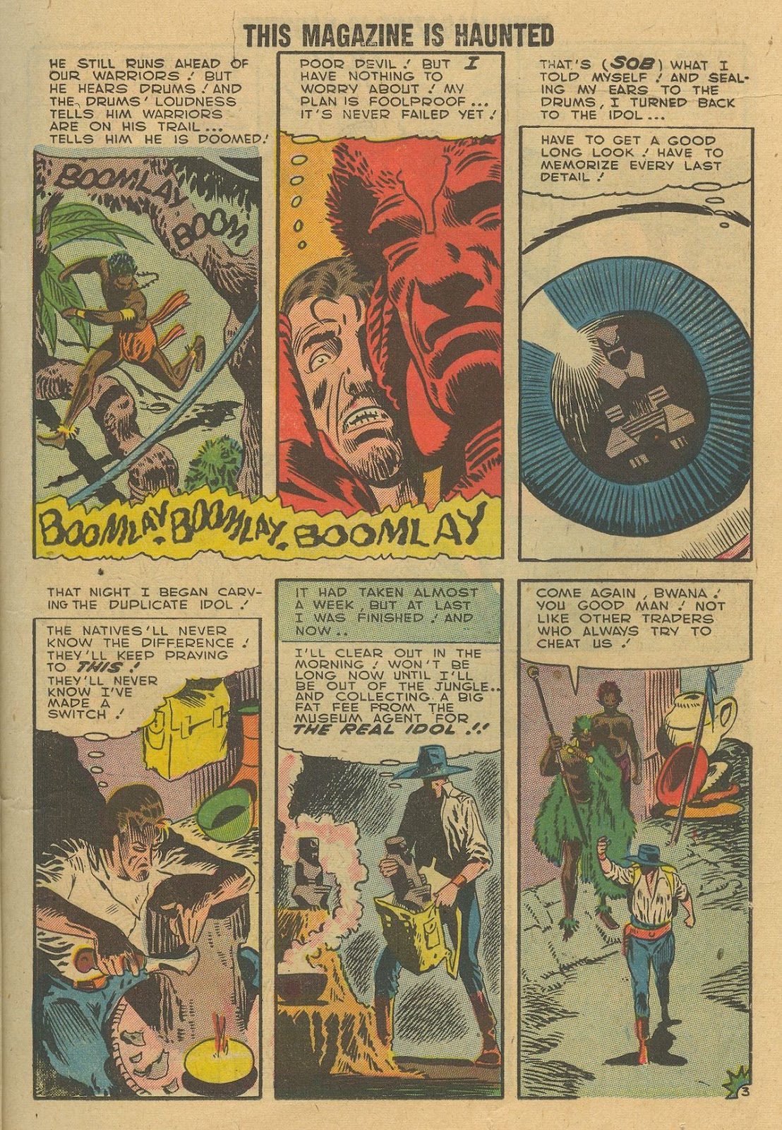 Read online This Magazine Is Haunted comic -  Issue #13 - 11