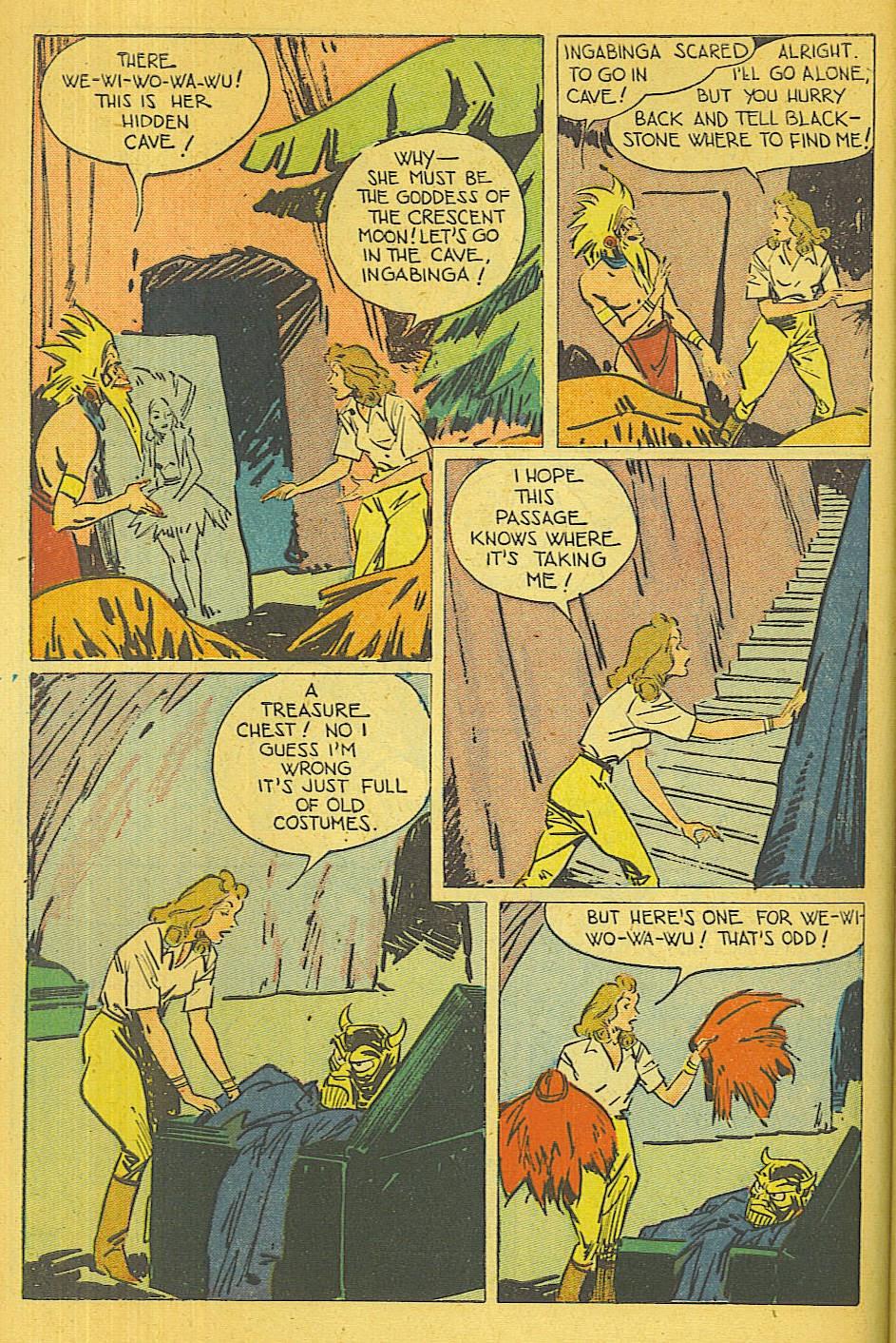 Read online Super-Magician Comics comic -  Issue #39 - 9
