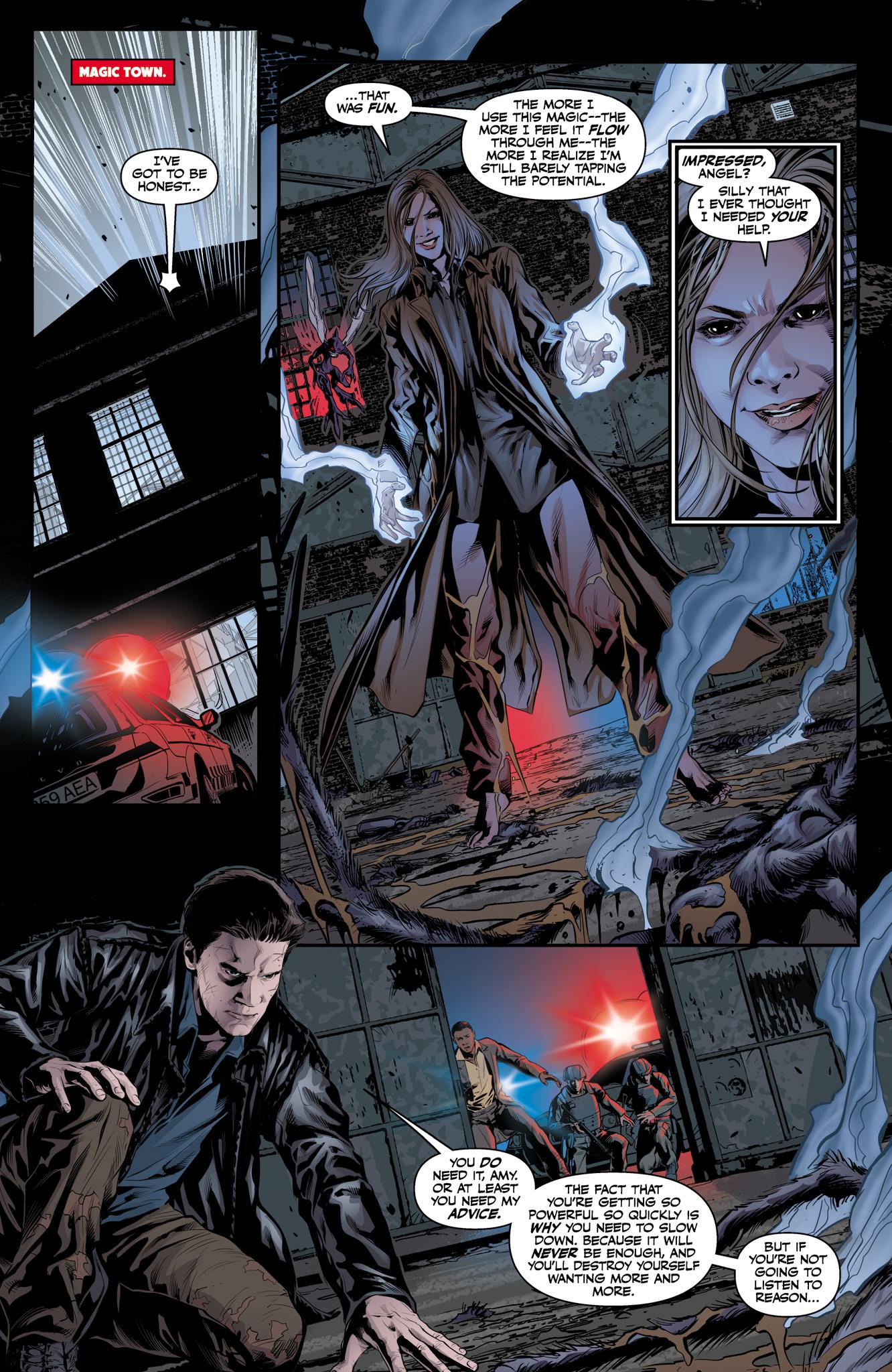 Read online Angel & Faith Season 10 comic -  Issue #10 - 6