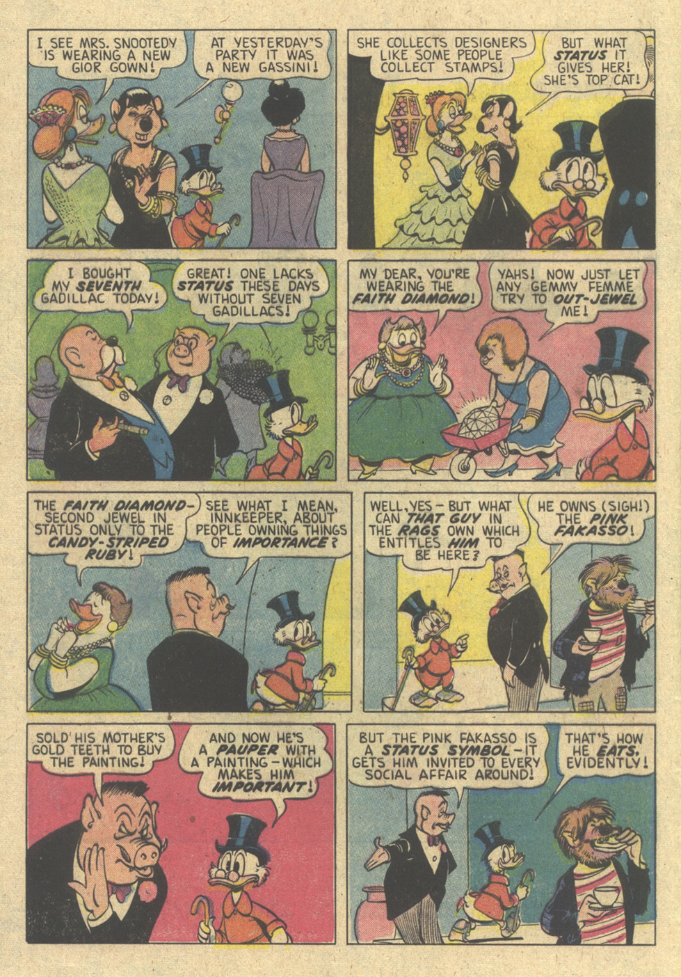 Read online Uncle Scrooge (1953) comic -  Issue #174 - 4