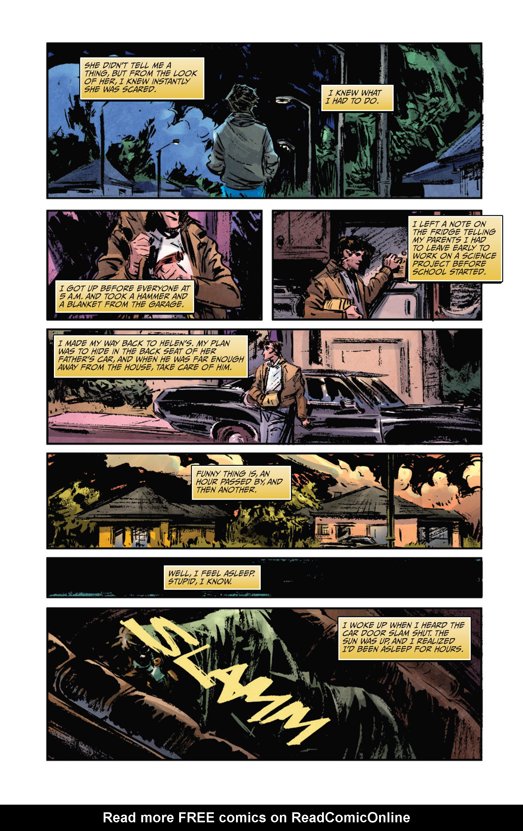 Read online Sex and Violence Vol. 2 comic -  Issue # Full - 54