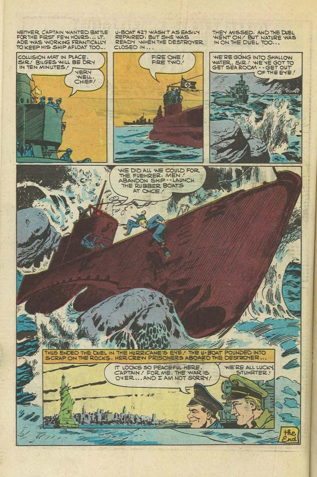 Read online Fightin' Navy comic -  Issue #129 - 8