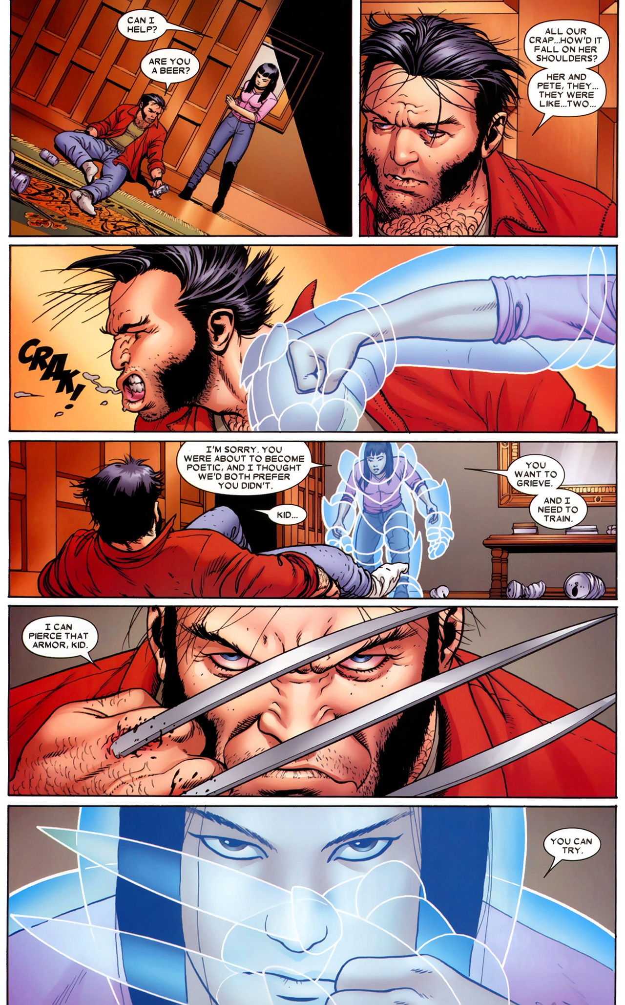 Read online Giant-Size Astonishing X-Men comic -  Issue # Full - 38