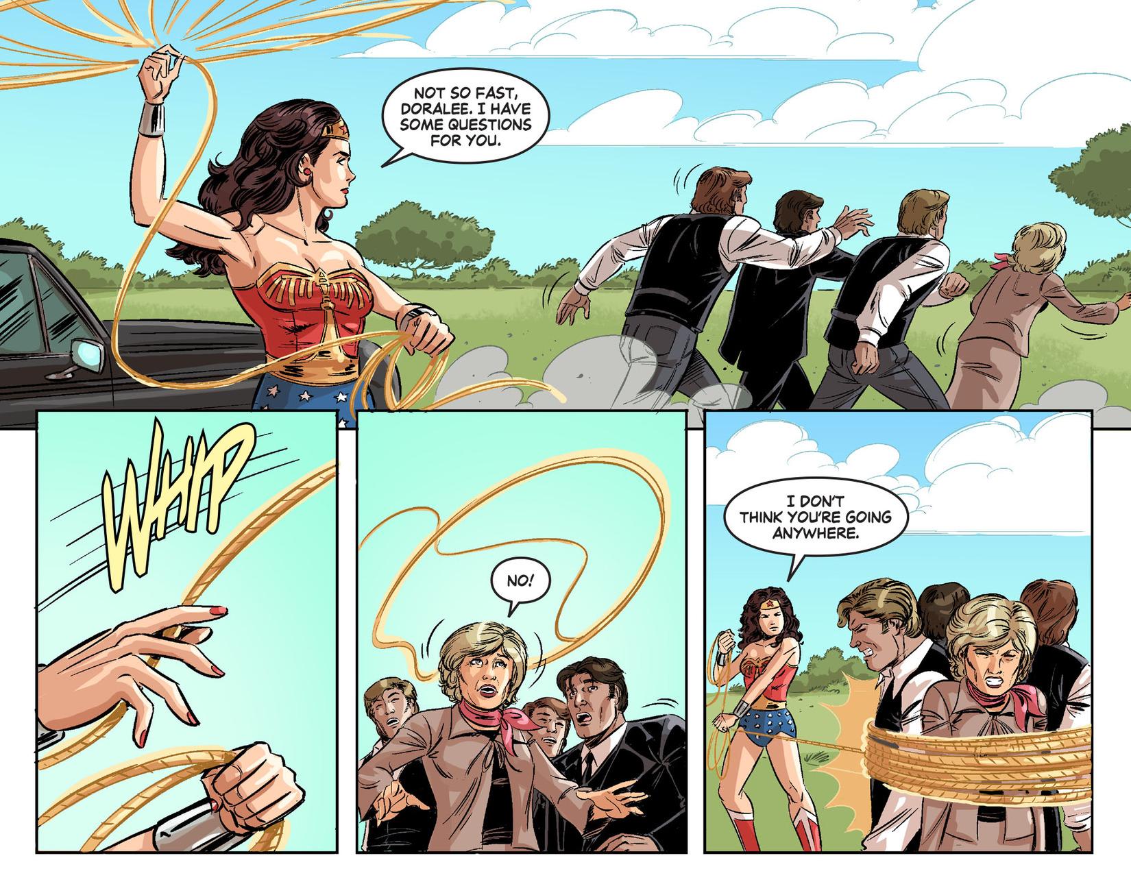 Read online Wonder Woman '77 [I] comic -  Issue #24 - 13