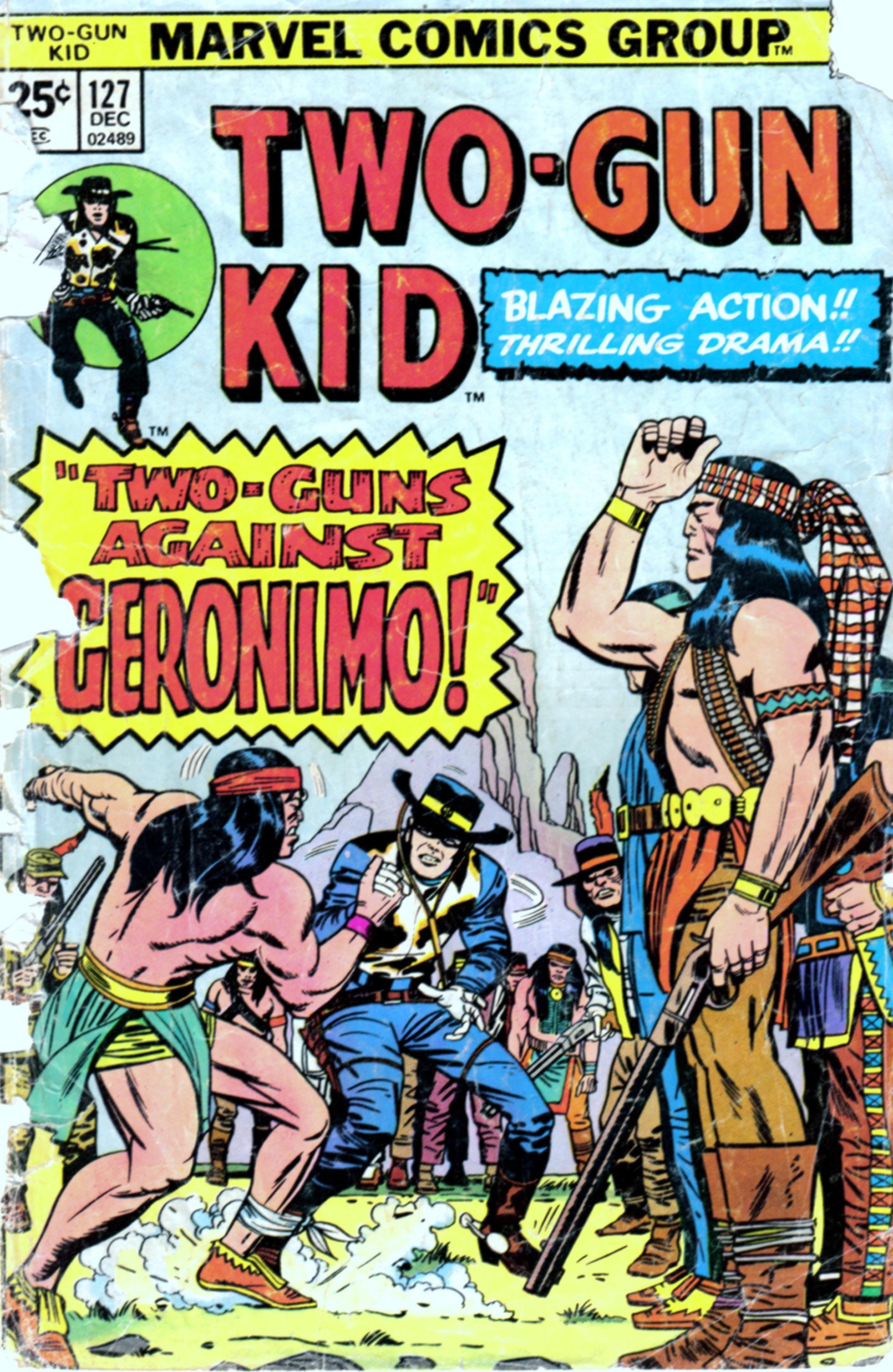 Read online Two-Gun Kid comic -  Issue #127 - 2