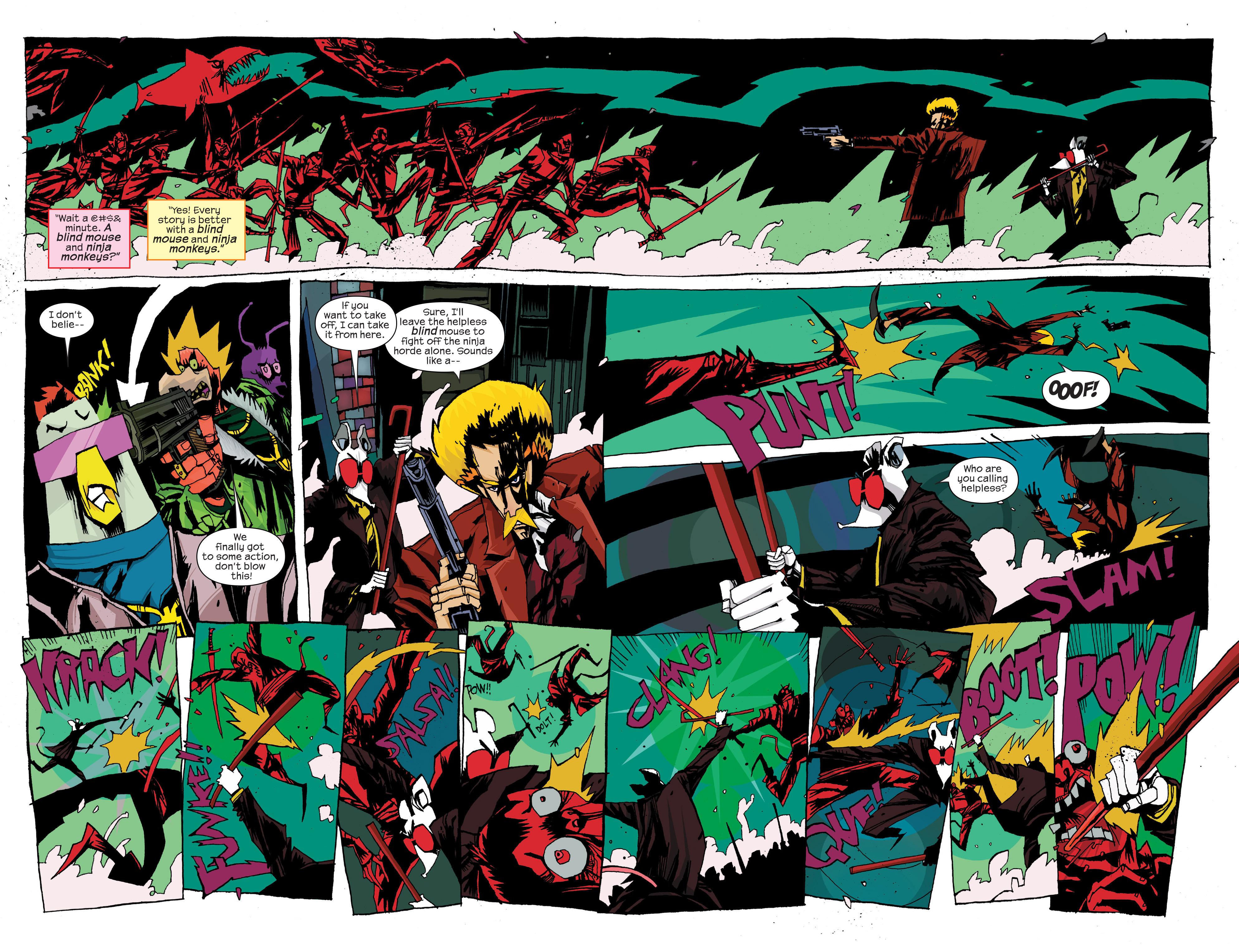 Read online Secret Wars Journal/Battleworld comic -  Issue # TPB - 223