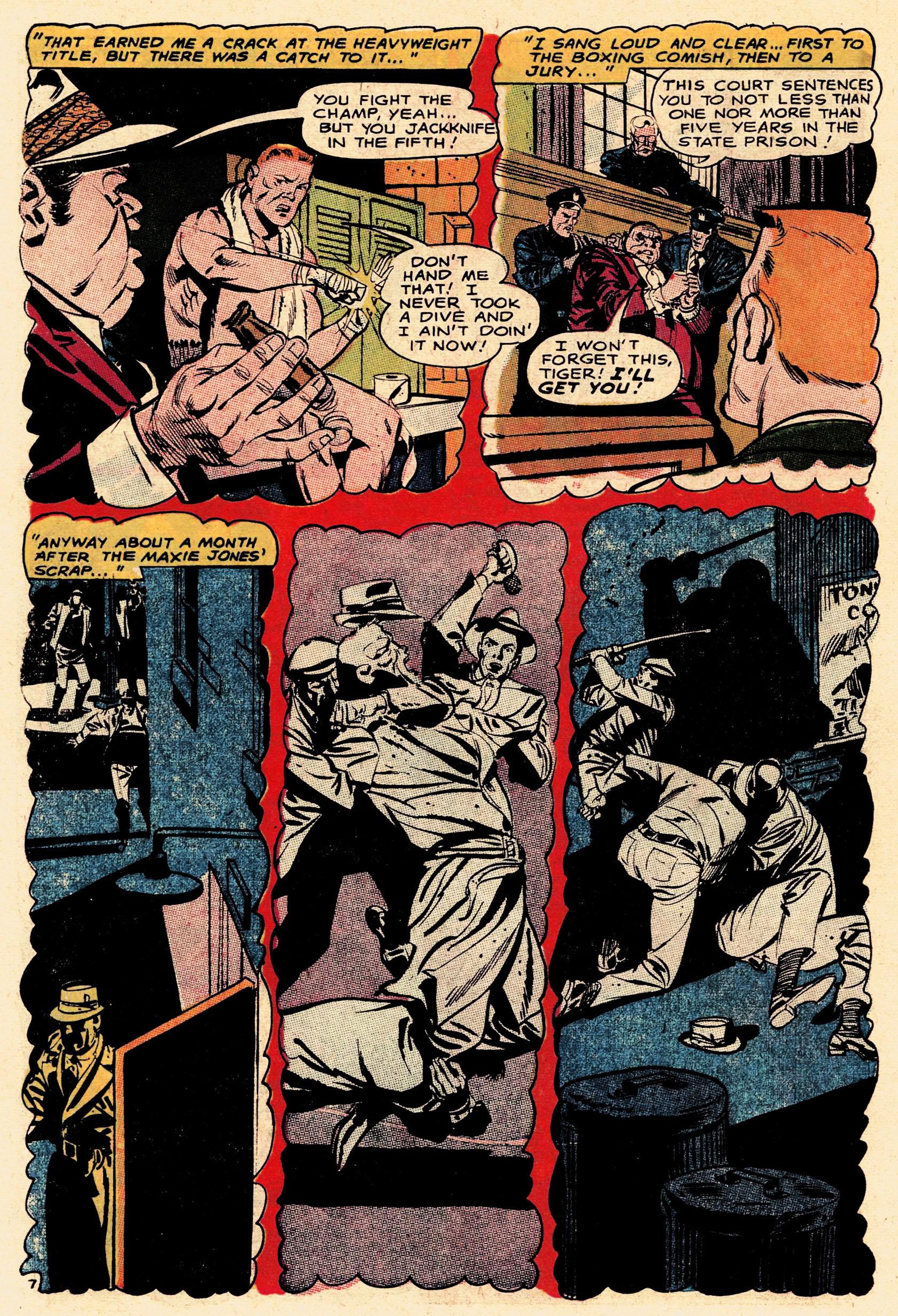 Read online Secret Six (1968) comic -  Issue #1 - 10
