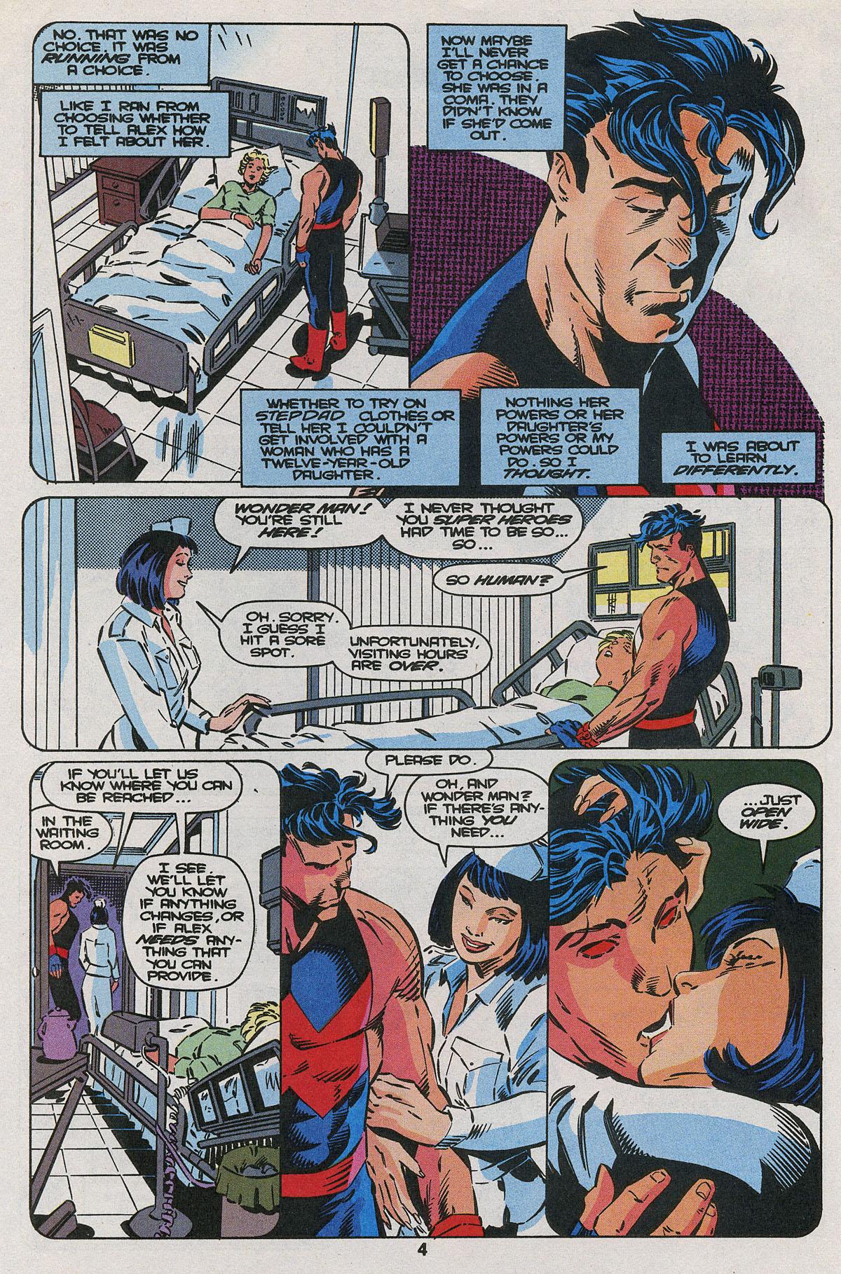 Read online Wonder Man (1991) comic -  Issue #22 - 5