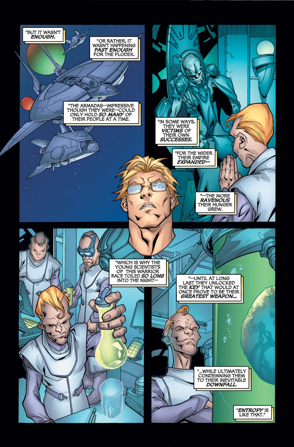 Alpha Flight (2004) issue 3 - Page 15