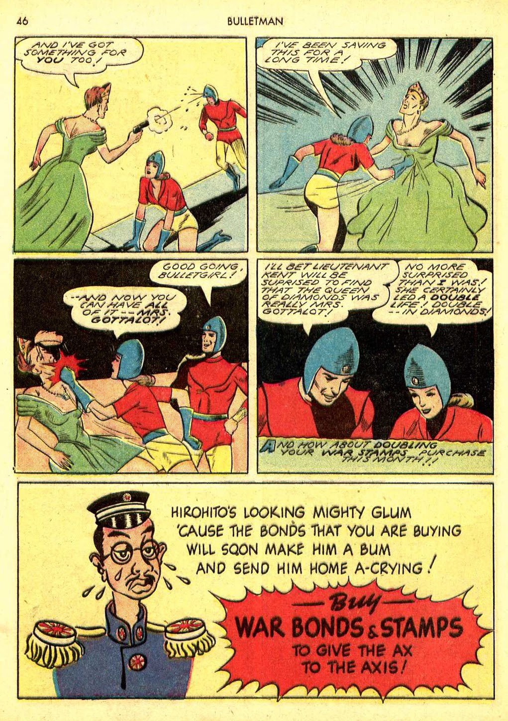 Bulletman issue 12 - Page 45