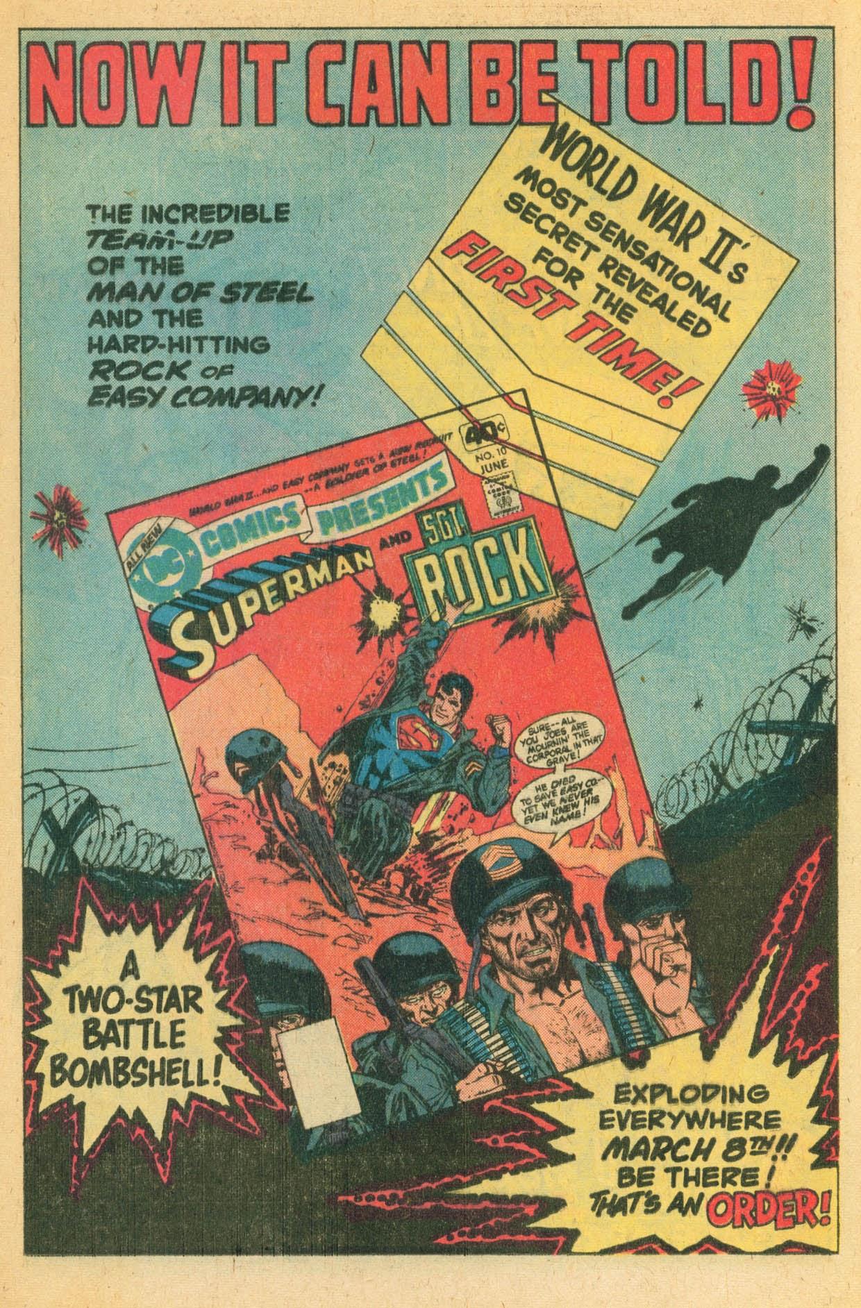 Read online Sgt. Rock comic -  Issue #329 - 20