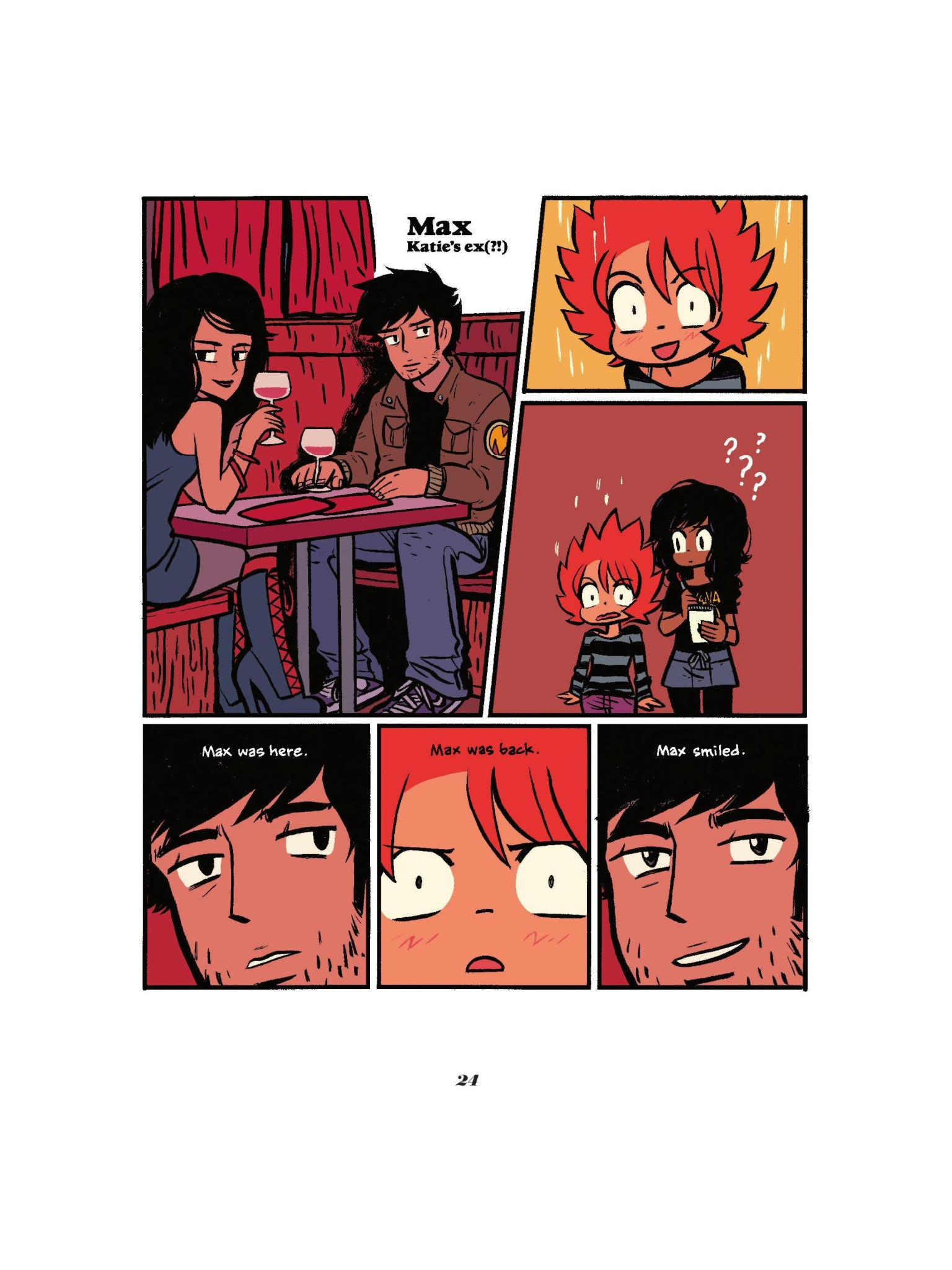 Read online Seconds comic -  Issue # Full - 26