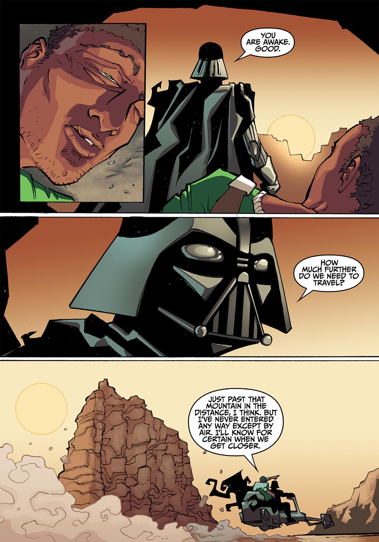 Read online Star Wars Omnibus comic -  Issue # Vol. 33 - 295