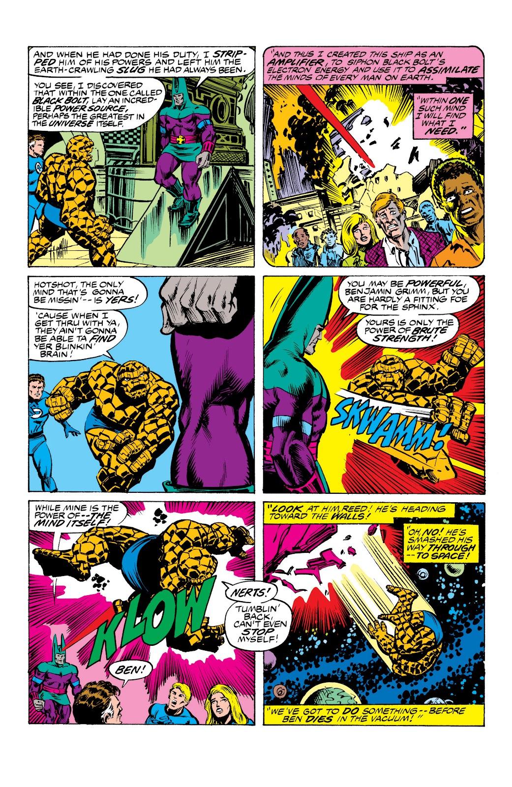Read online Marvel Masterworks: The Inhumans comic -  Issue # TPB 2 (Part 3) - 71