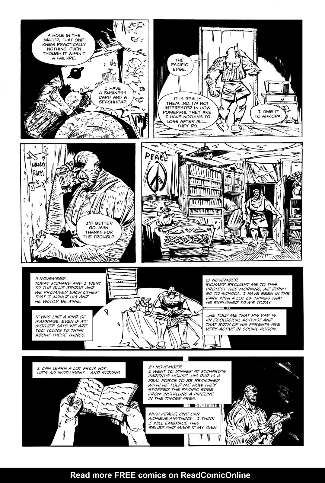 Read online Wrath of God comic -  Issue #2 - 8