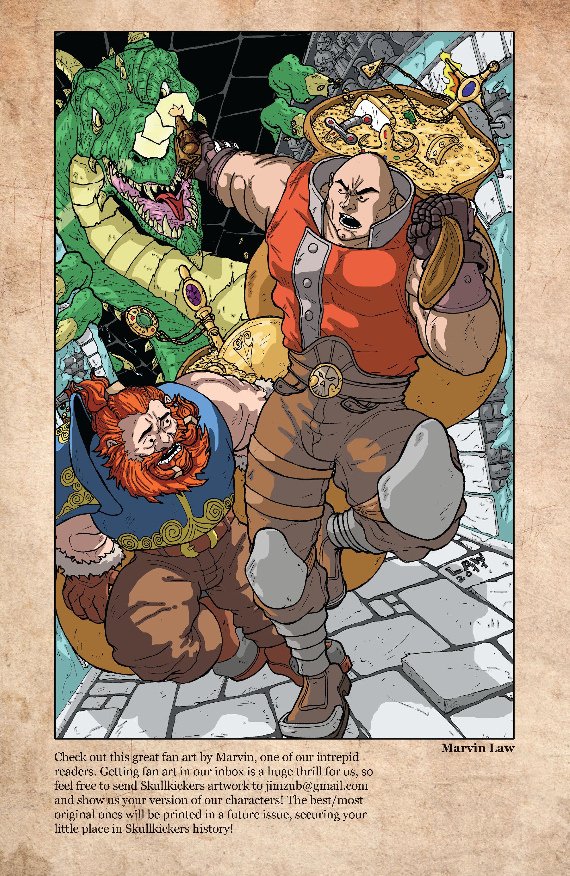 Read online Skullkickers comic -  Issue #10 - 26