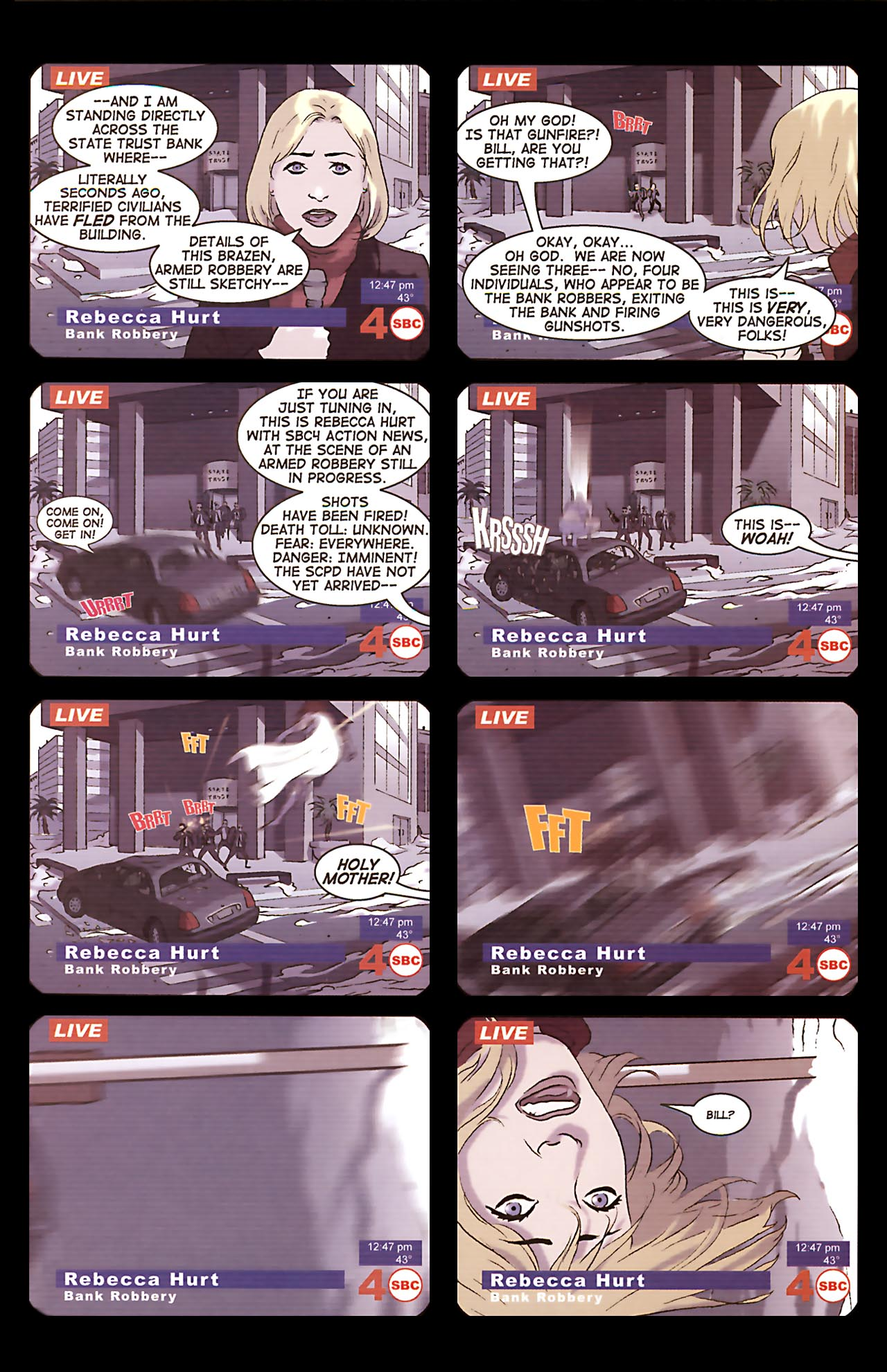 Read online Ultra comic -  Issue #2 - 4