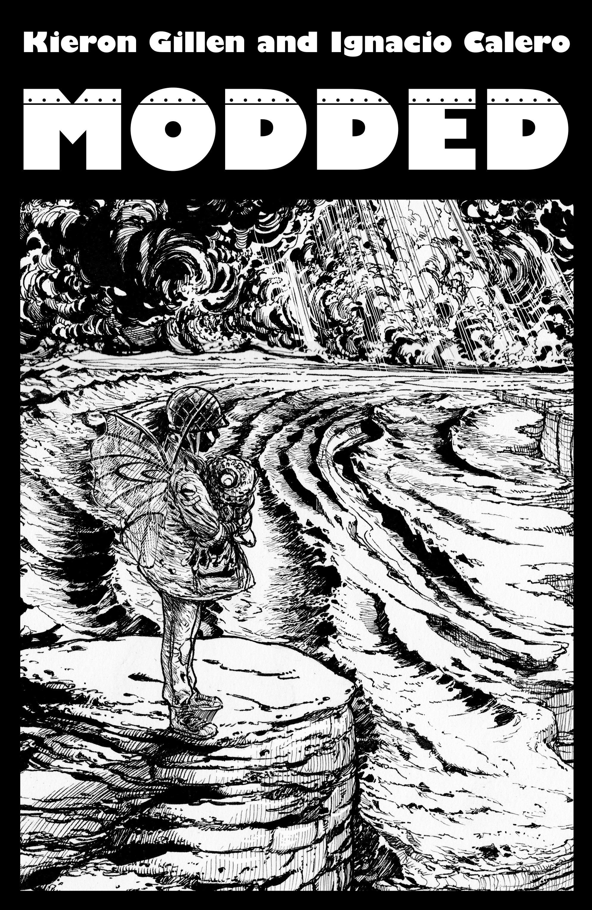 Read online Alan Moore's Cinema Purgatorio comic -  Issue #6 - 23