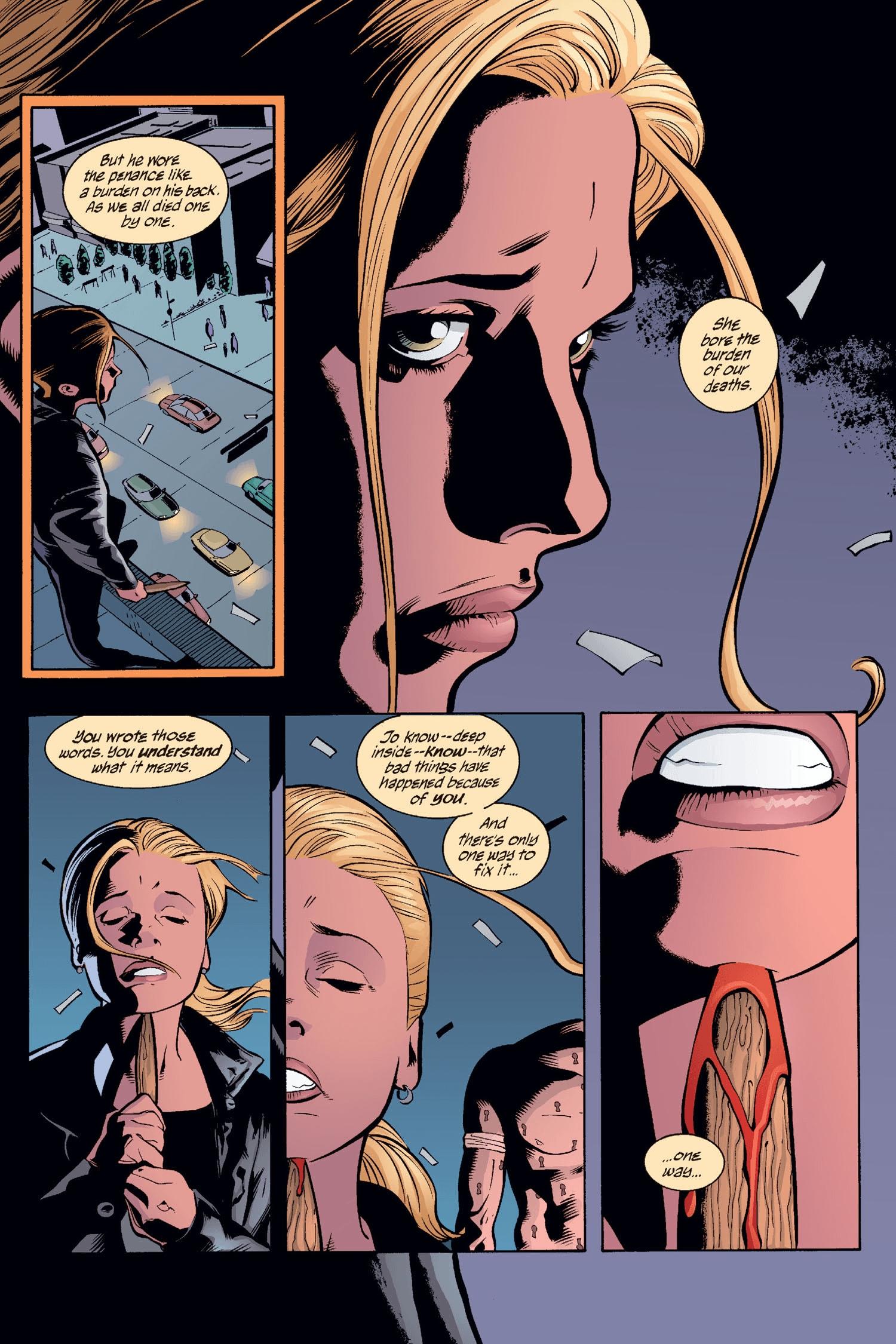 Read online Buffy the Vampire Slayer: Omnibus comic -  Issue # TPB 2 - 59